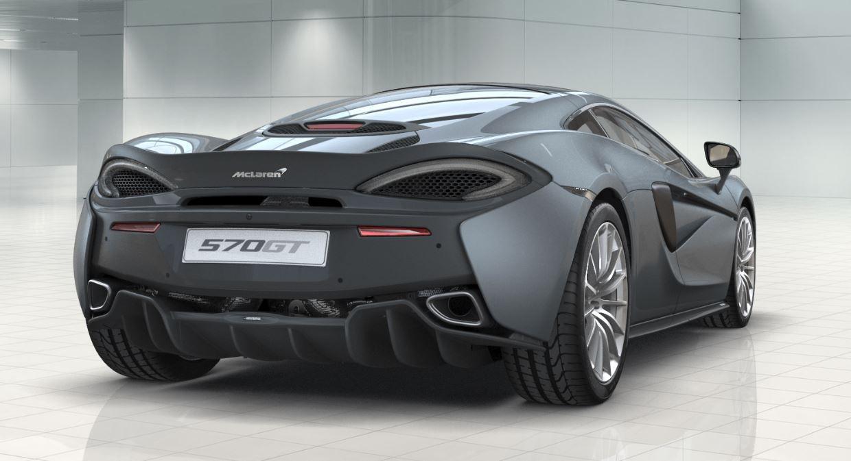 New 2018 McLaren 570GT  For Sale In Westport, CT 2441_p5