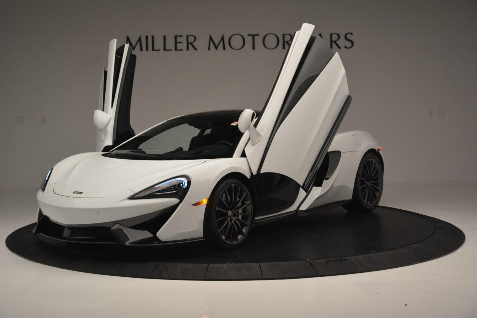 Used 2018 McLaren 570GT  For Sale In Westport, CT 2442_p14