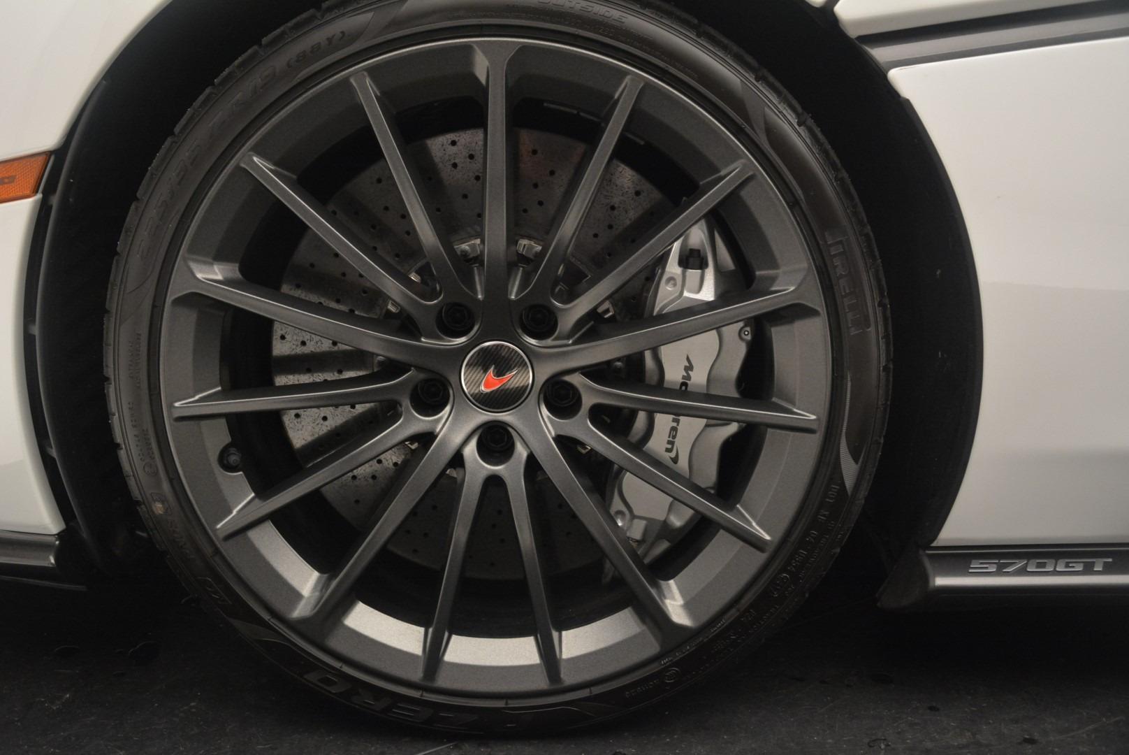 Used 2018 McLaren 570GT  For Sale In Westport, CT 2442_p15