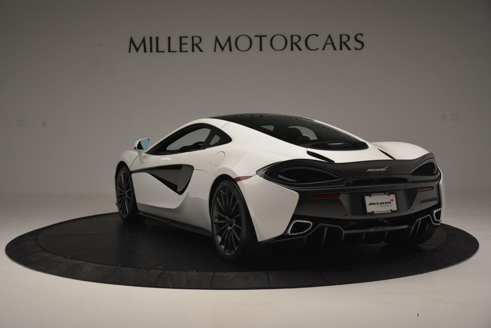 Used 2018 McLaren 570GT  For Sale In Westport, CT 2442_p5