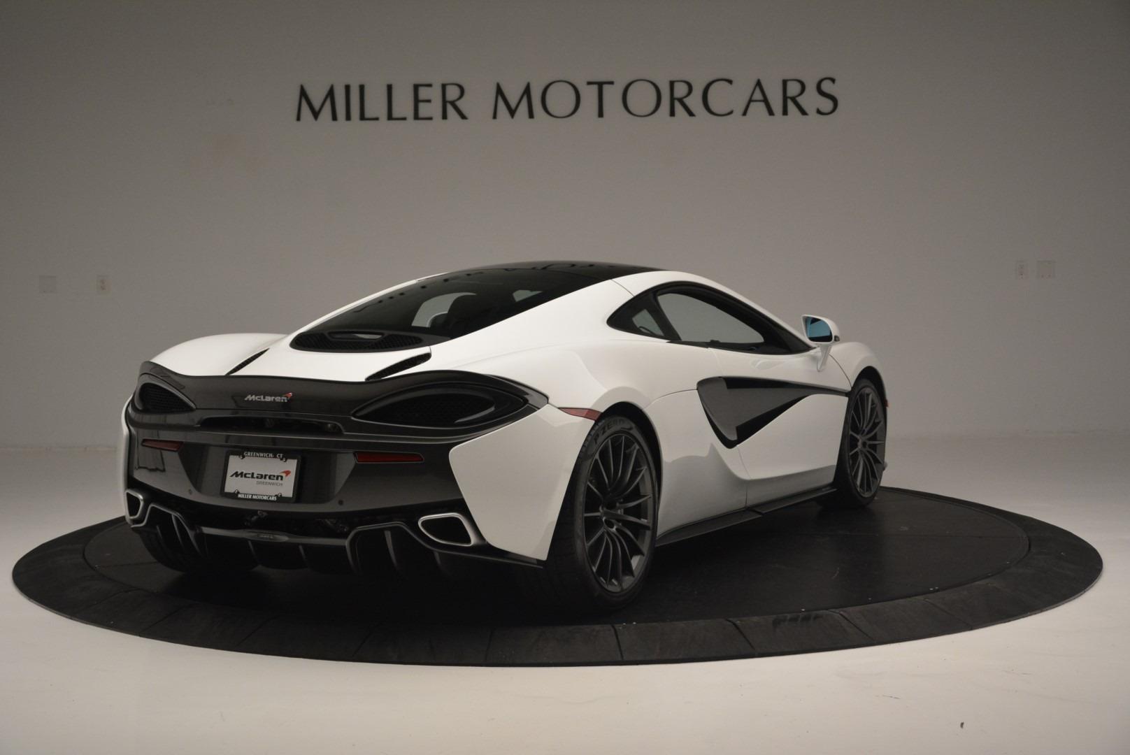 Used 2018 McLaren 570GT  For Sale In Westport, CT 2442_p7