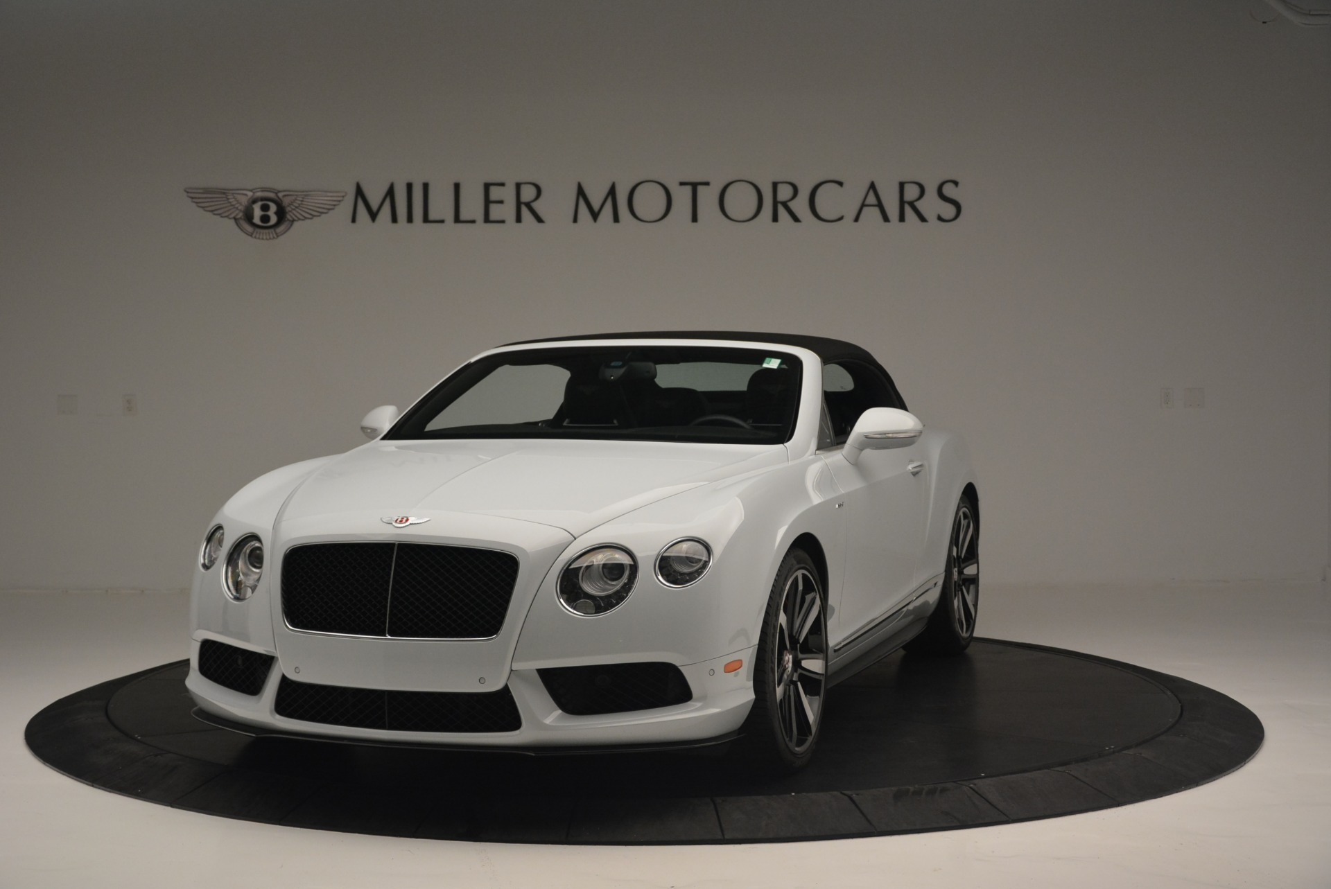 Used 2014 Bentley Continental GT V8 S For Sale In Westport, CT 2443_p10