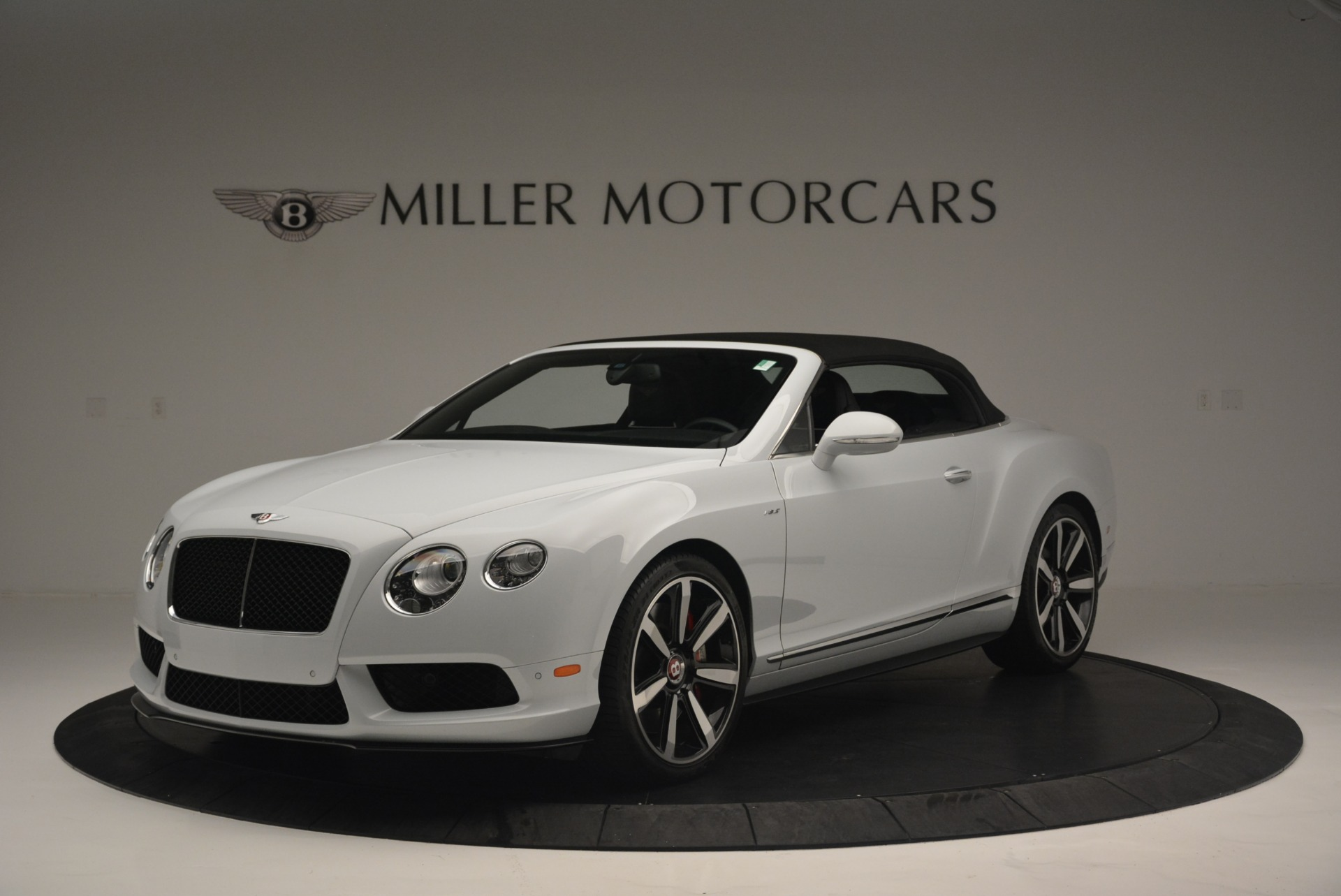 Used 2014 Bentley Continental GT V8 S For Sale In Westport, CT 2443_p11