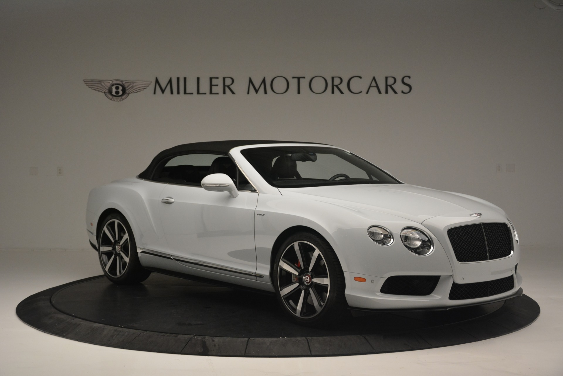 Used 2014 Bentley Continental GT V8 S For Sale In Westport, CT 2443_p17
