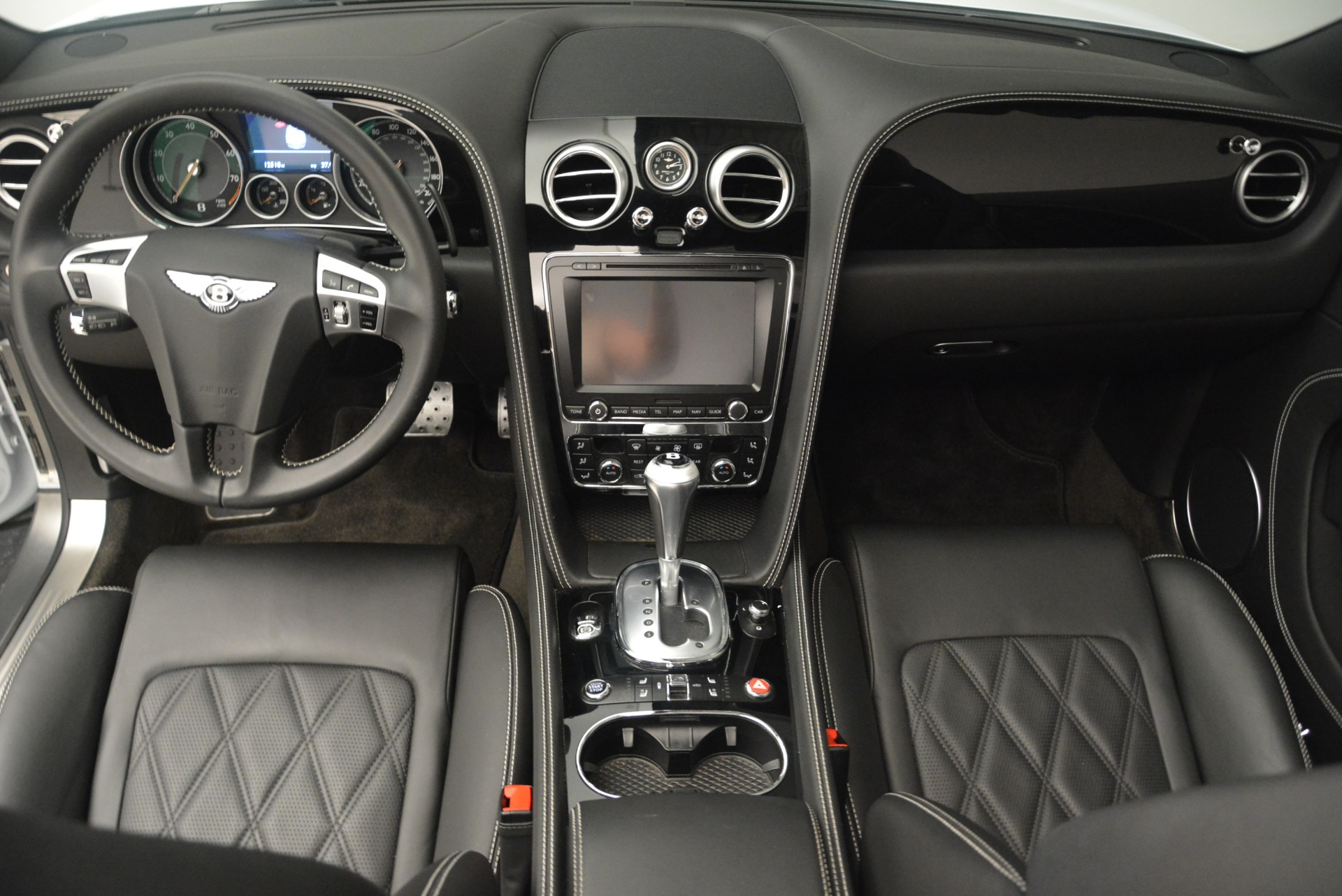Used 2014 Bentley Continental GT V8 S For Sale In Westport, CT 2443_p28
