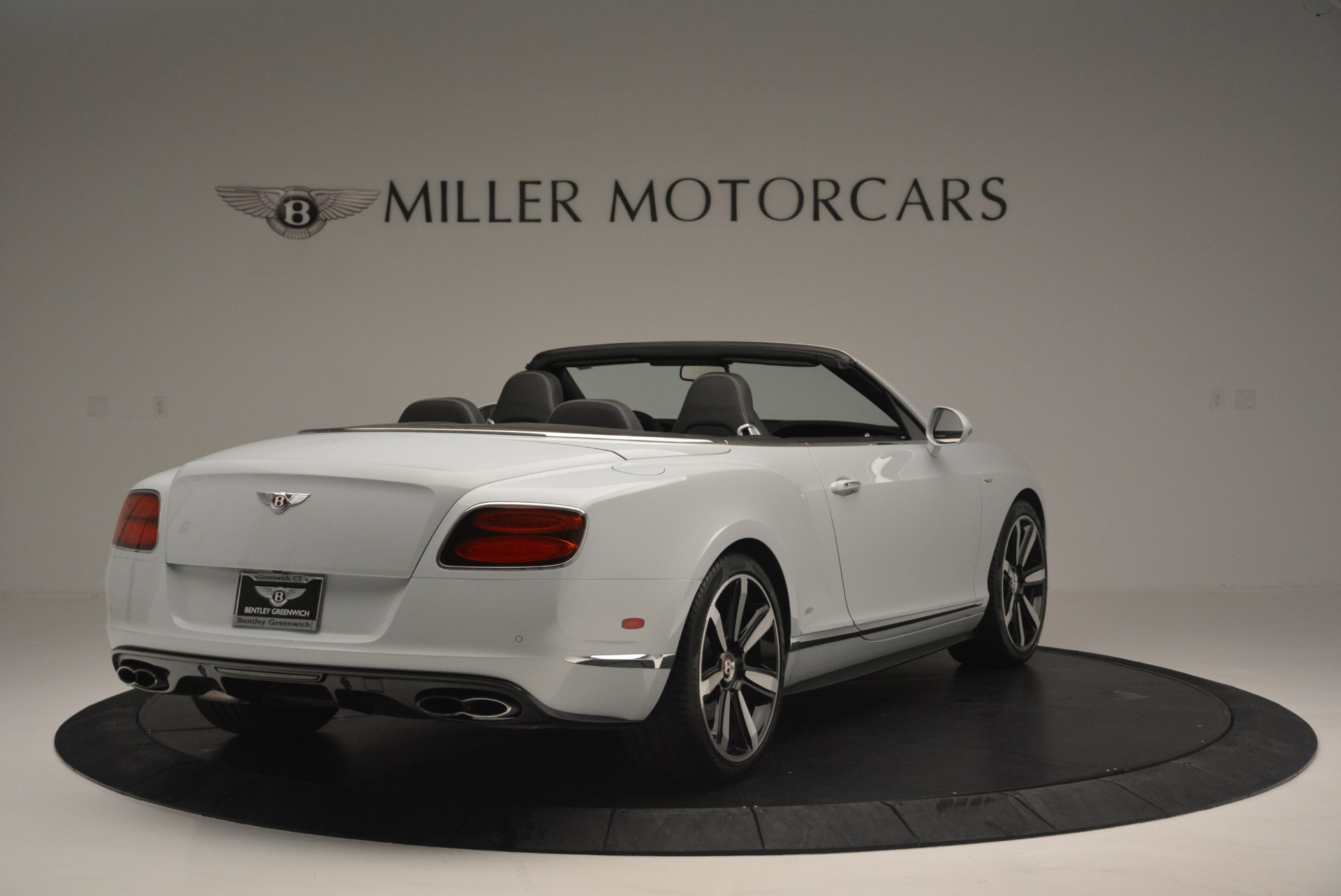 Used 2014 Bentley Continental GT V8 S For Sale In Westport, CT 2443_p6