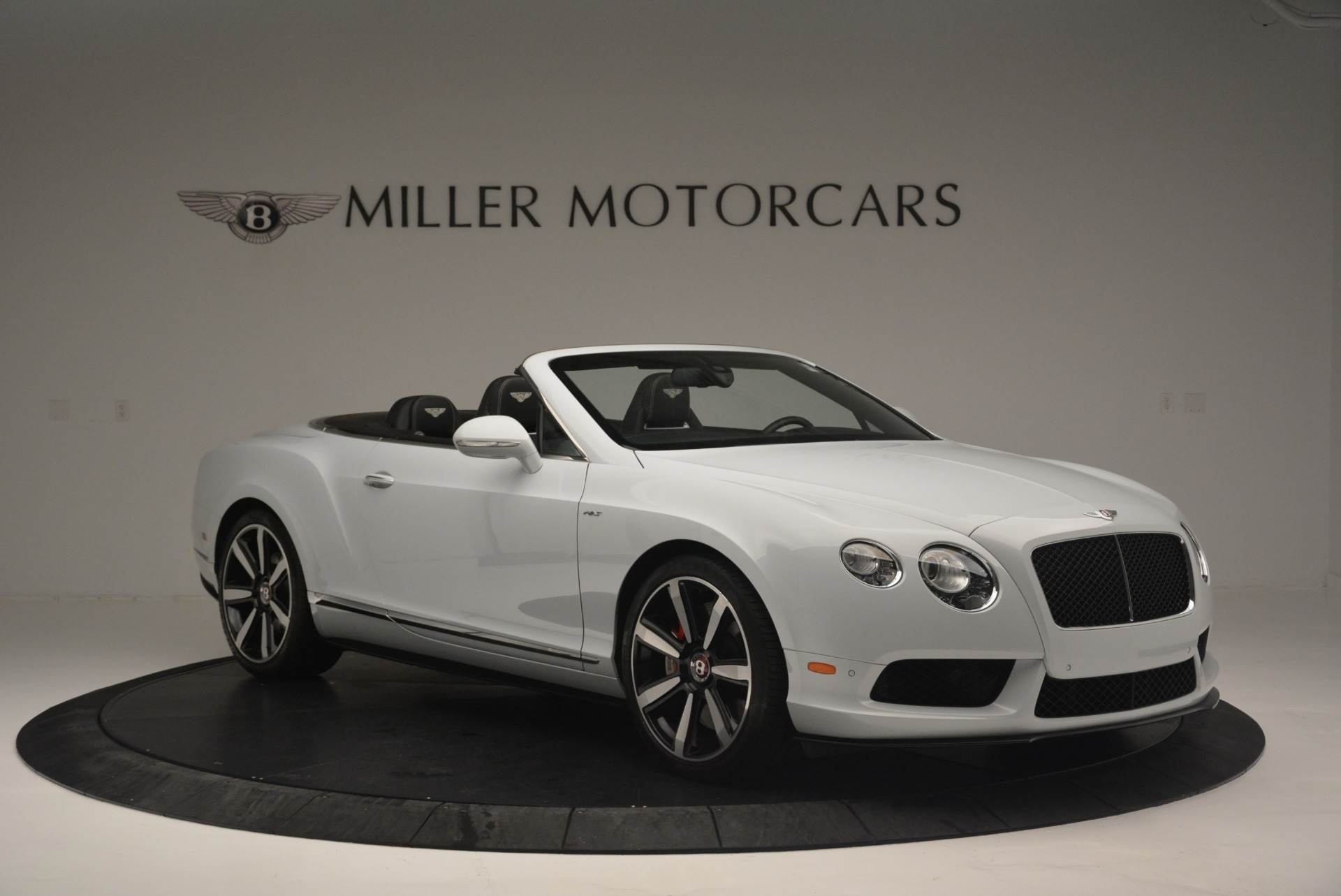 Used 2014 Bentley Continental GT V8 S For Sale In Westport, CT 2443_p8