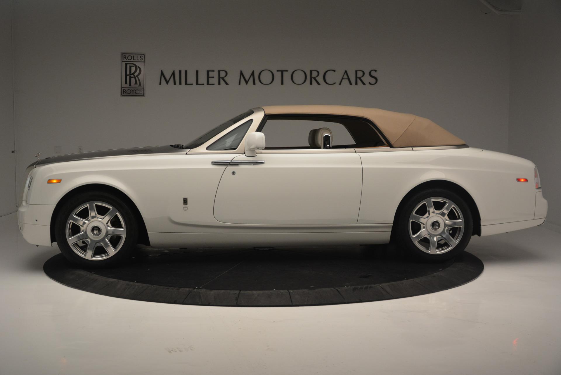 Used 2013 Rolls-Royce Phantom Drophead Coupe  For Sale In Westport, CT 2444_p10