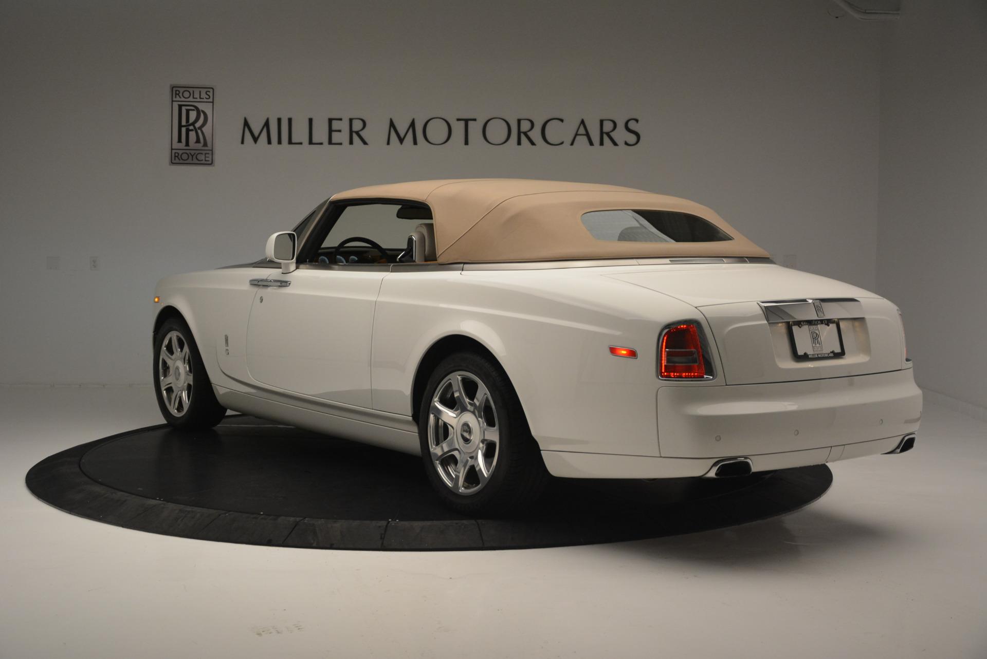 Used 2013 Rolls-Royce Phantom Drophead Coupe  For Sale In Westport, CT 2444_p11