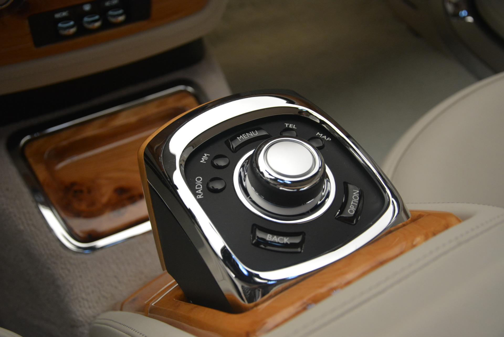 Used 2013 Rolls-Royce Phantom Drophead Coupe  For Sale In Westport, CT 2444_p24
