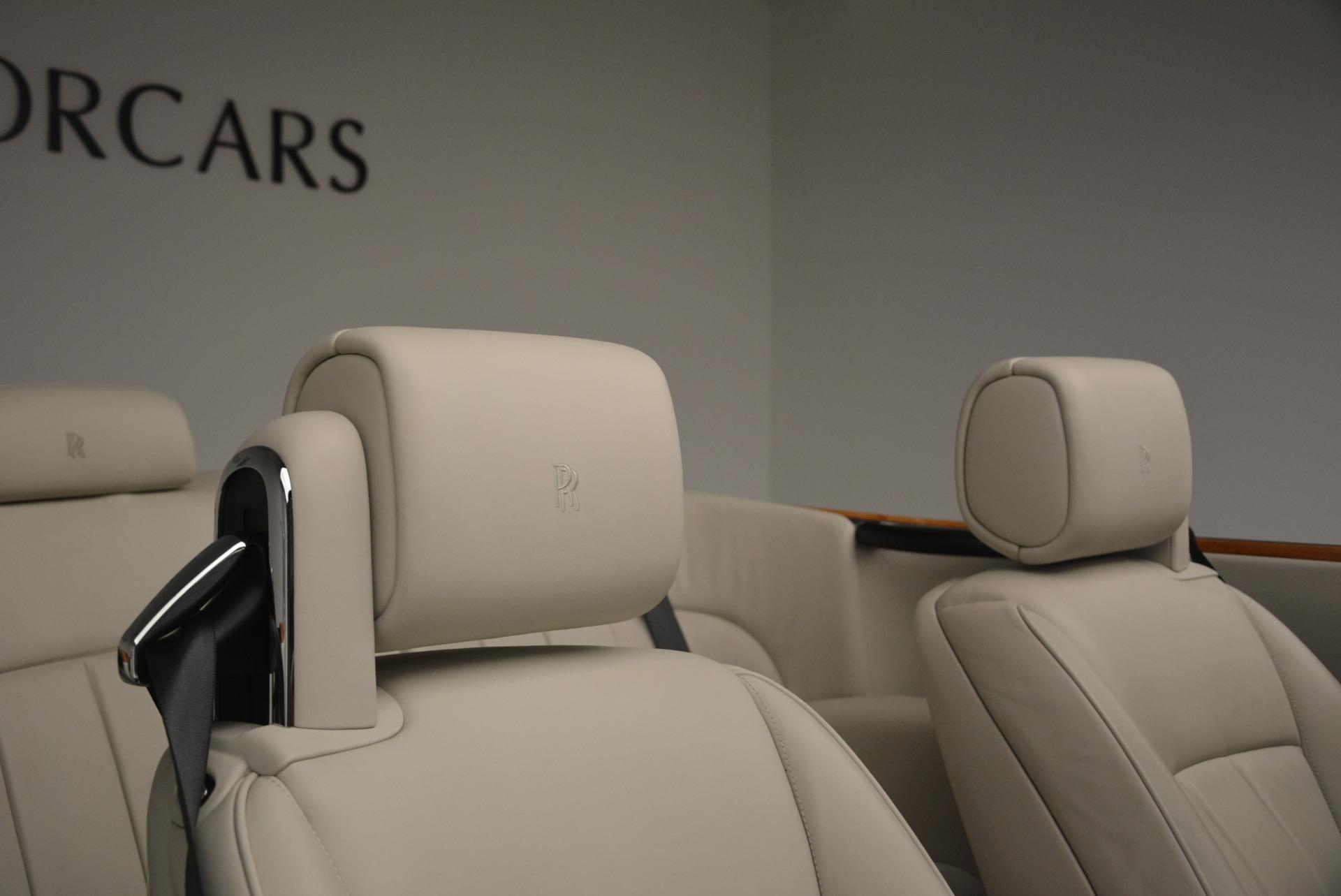 Used 2013 Rolls-Royce Phantom Drophead Coupe  For Sale In Westport, CT 2444_p30