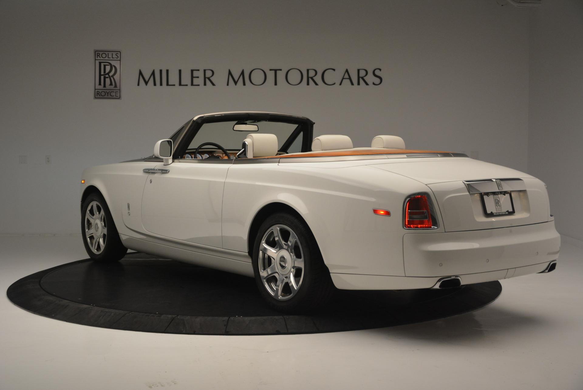 Used 2013 Rolls-Royce Phantom Drophead Coupe  For Sale In Westport, CT 2444_p3