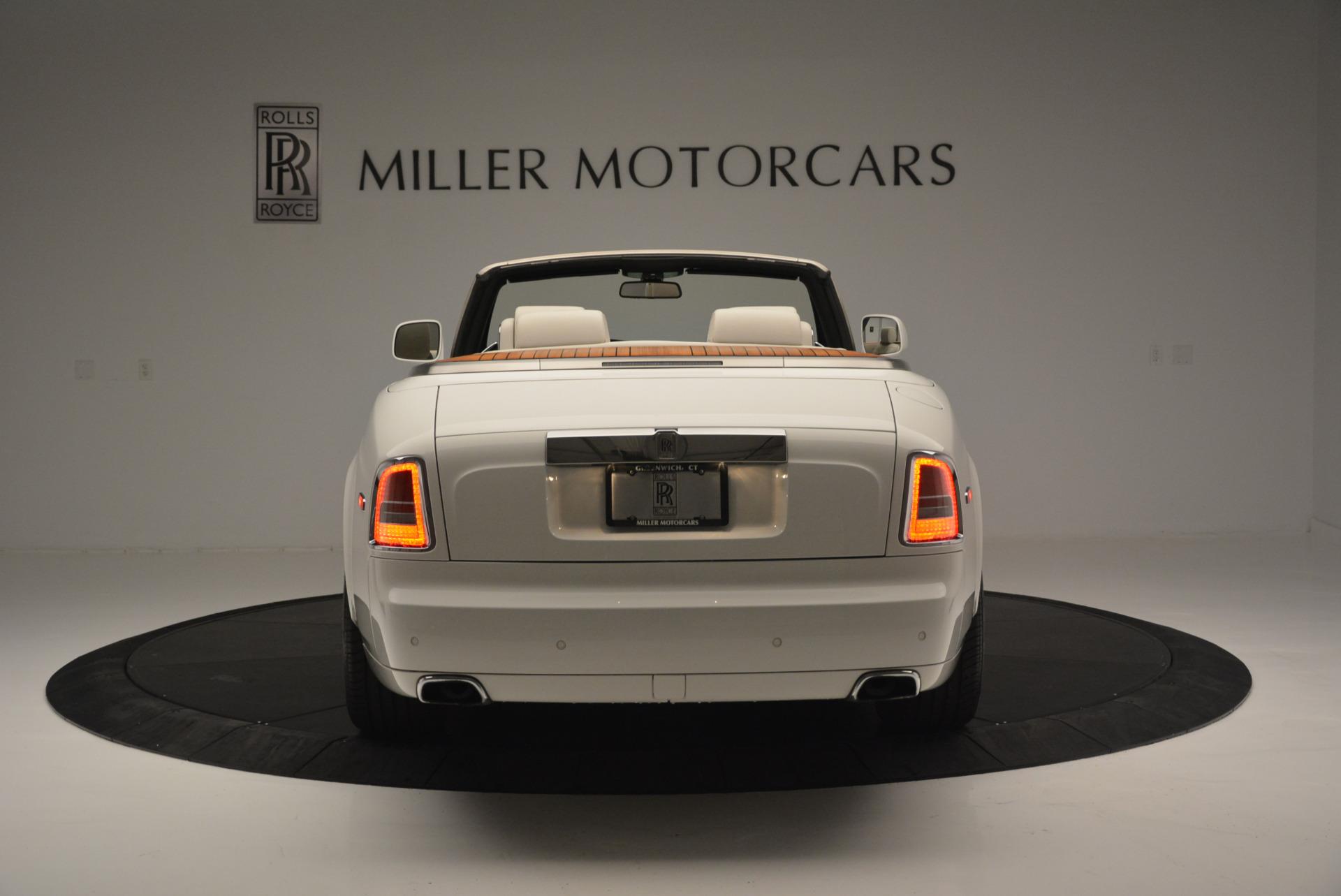 Used 2013 Rolls-Royce Phantom Drophead Coupe  For Sale In Westport, CT 2444_p4