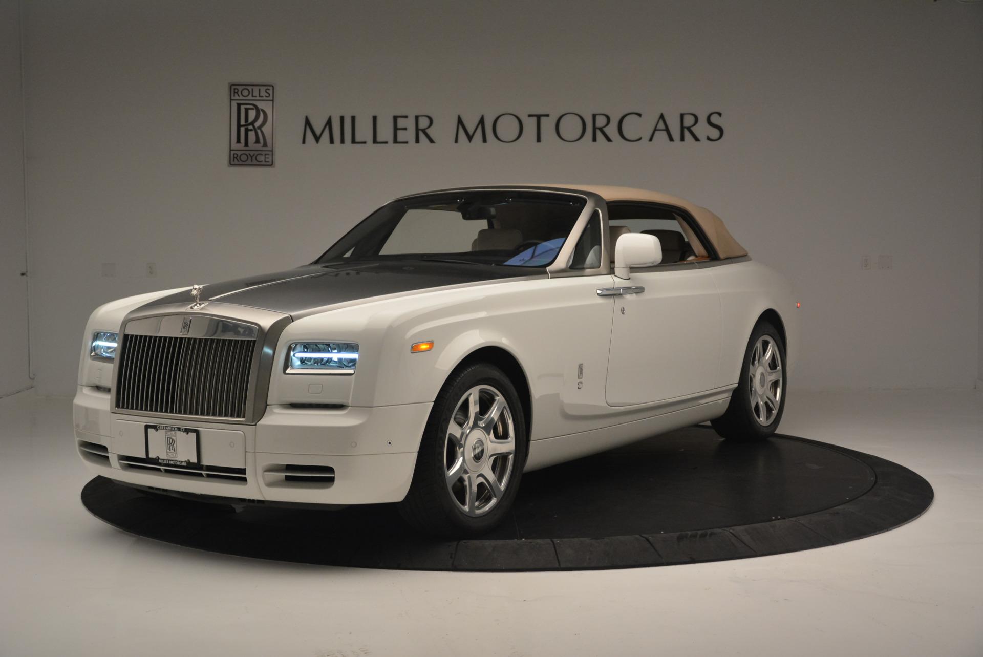 Used 2013 Rolls-Royce Phantom Drophead Coupe  For Sale In Westport, CT 2444_p9