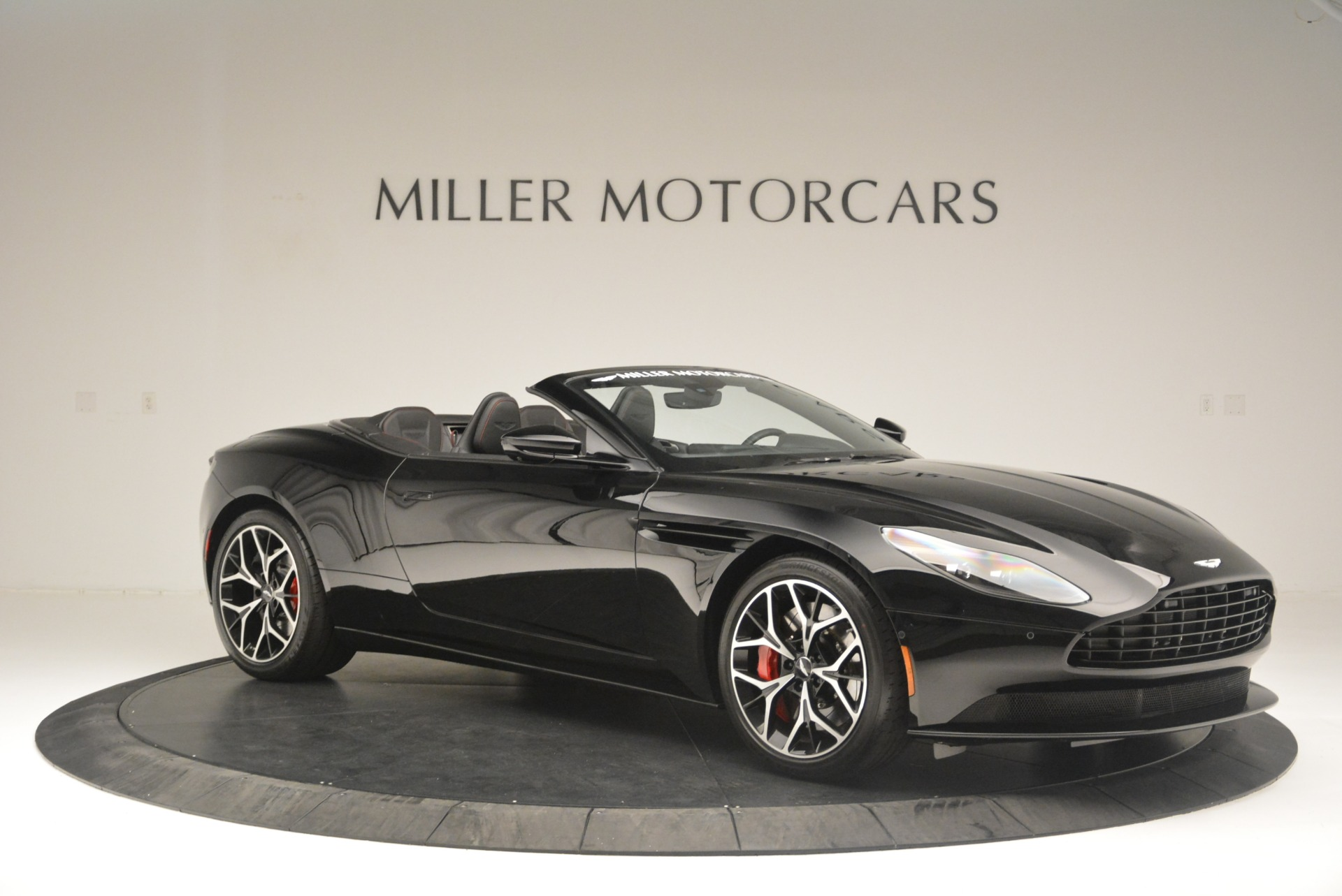 New 2019 Aston Martin DB11 V8 Convertible For Sale In Westport, CT 2446_p10