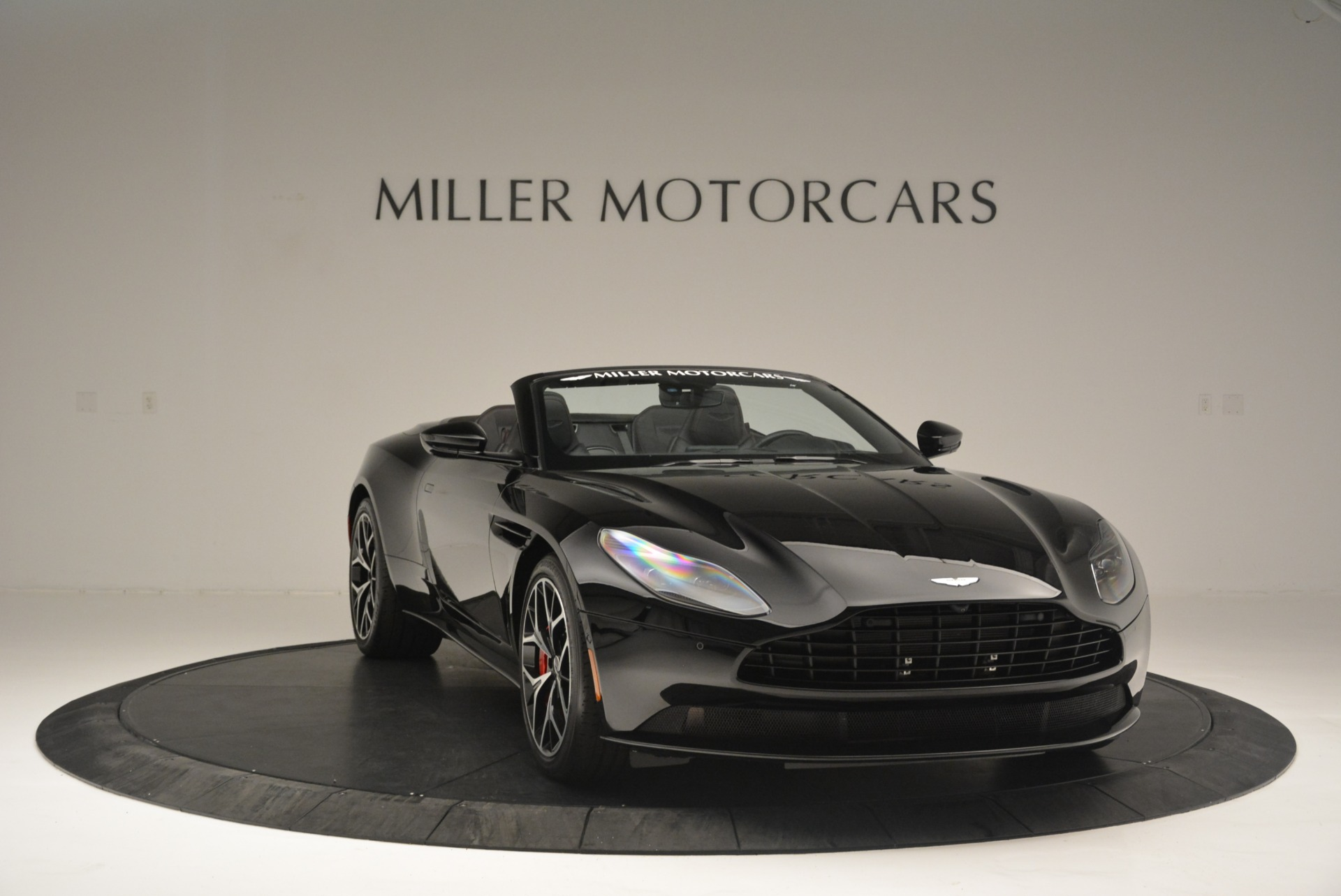 New 2019 Aston Martin DB11 V8 Convertible For Sale In Westport, CT 2446_p11