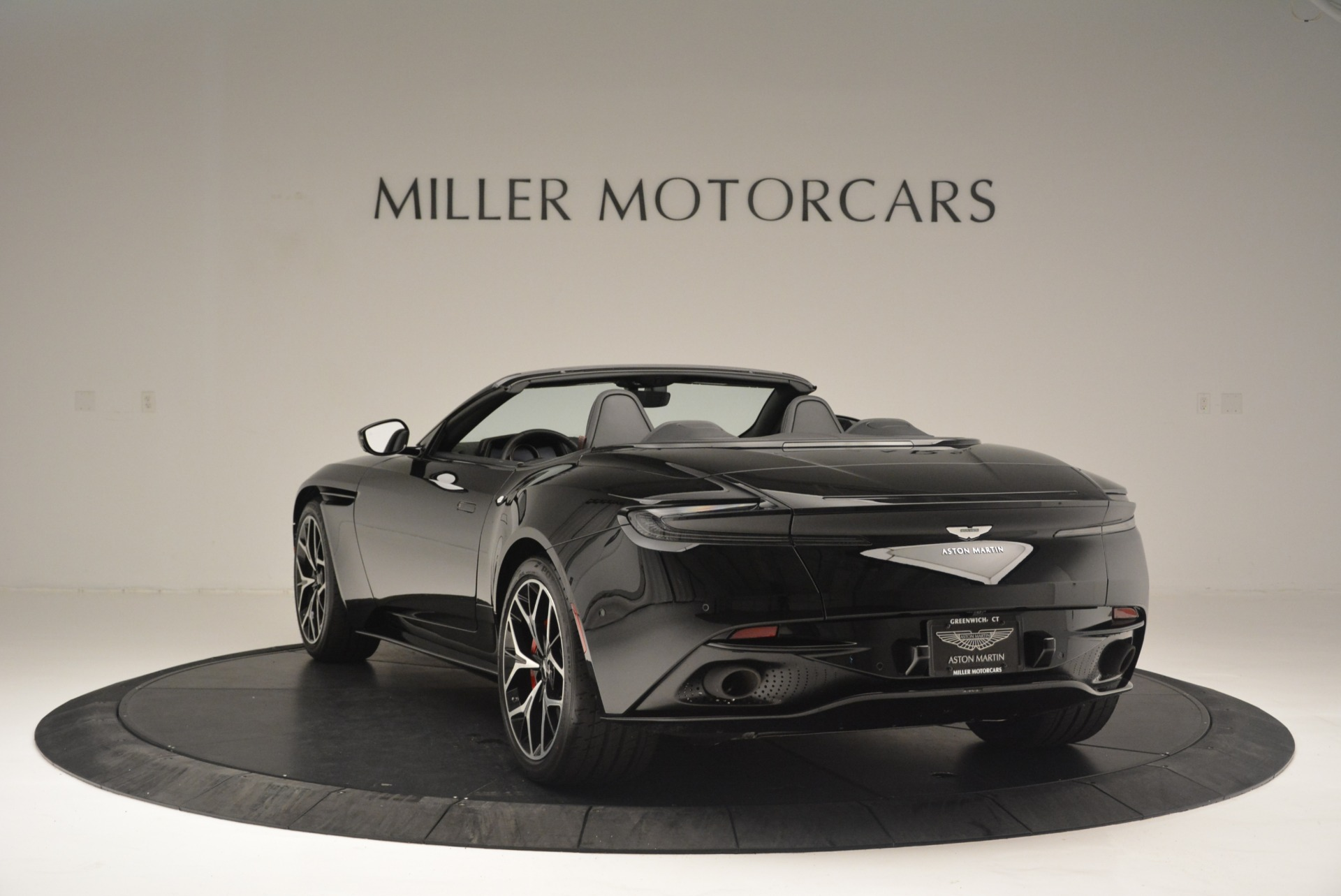New 2019 Aston Martin DB11 V8 Convertible For Sale In Westport, CT 2446_p5