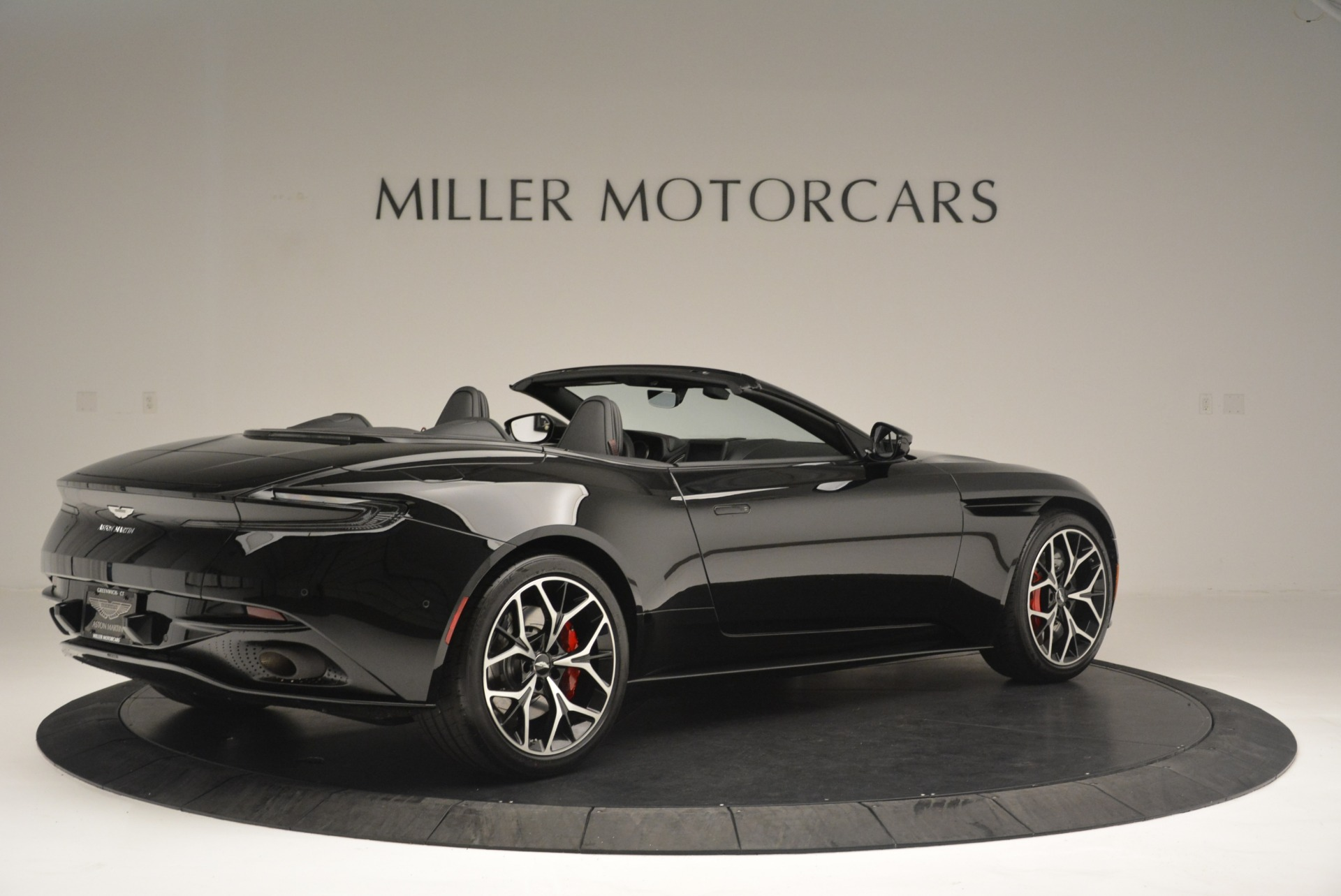 New 2019 Aston Martin DB11 V8 Convertible For Sale In Westport, CT 2446_p8