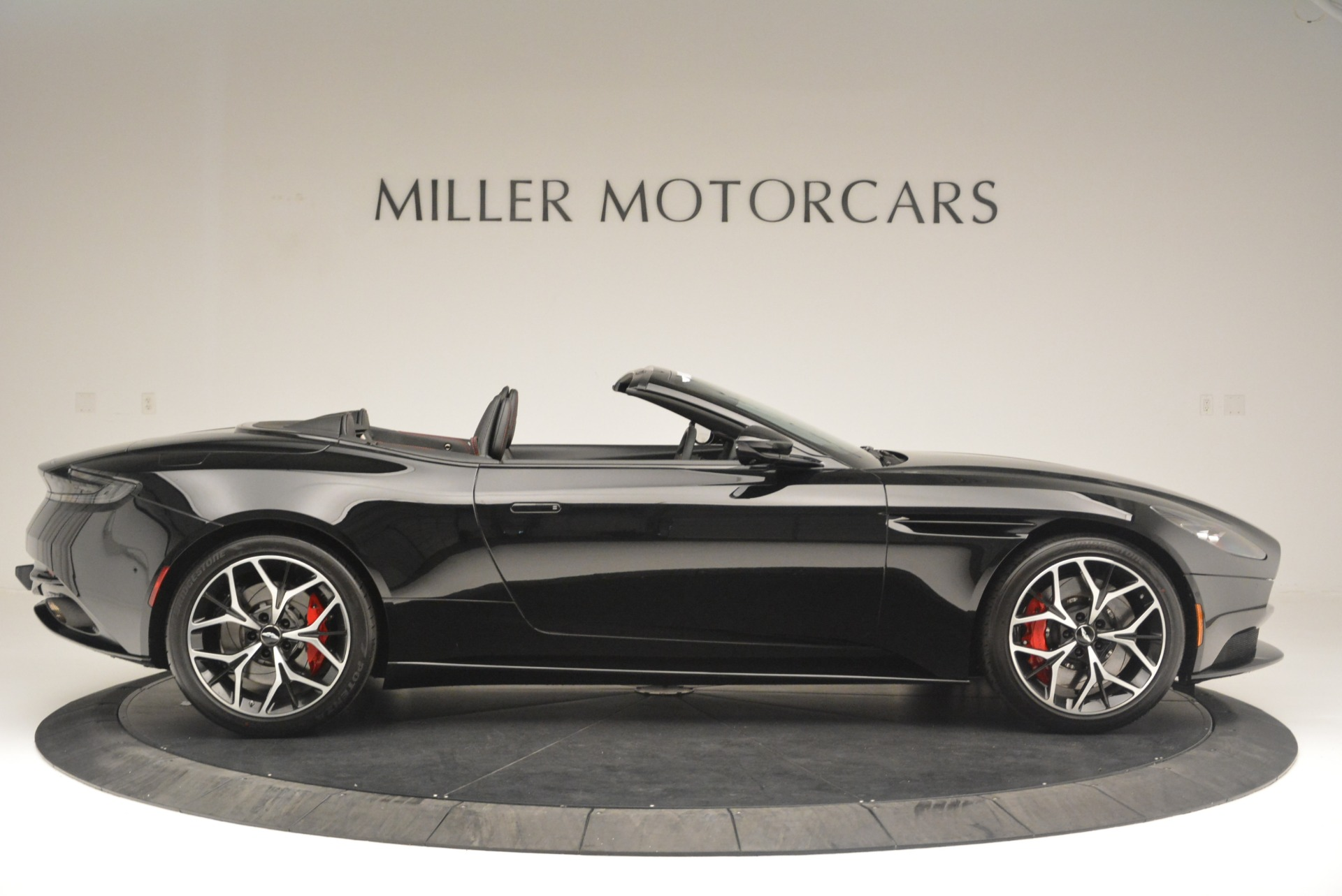 New 2019 Aston Martin DB11 V8 Convertible For Sale In Westport, CT 2446_p9