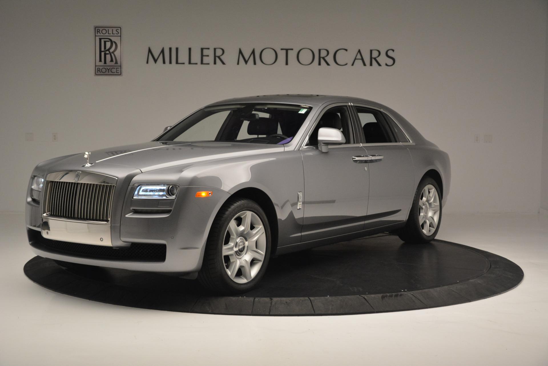Used 2012 Rolls-Royce Ghost  For Sale In Westport, CT 2447_main