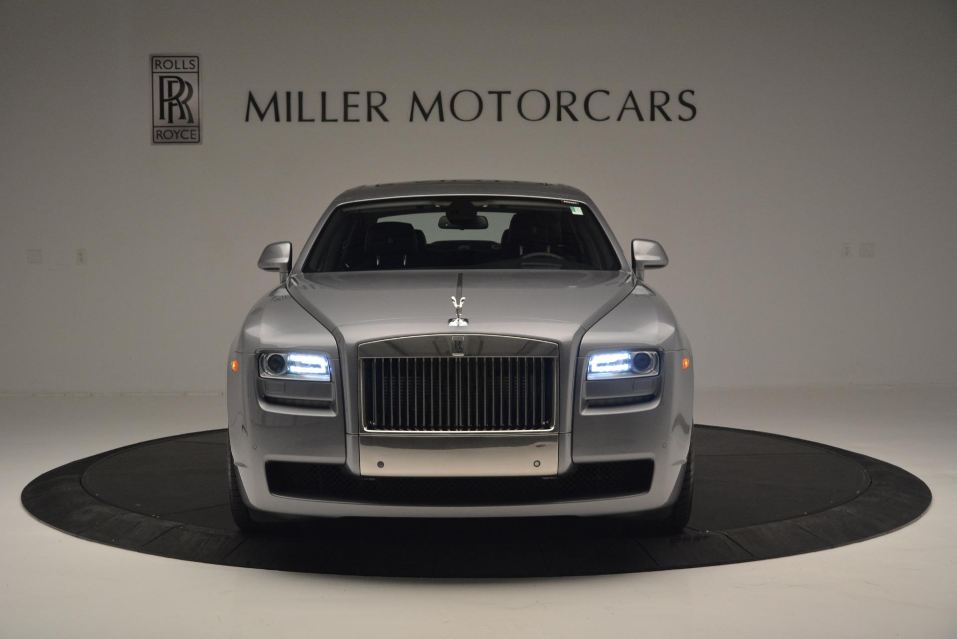 Used 2012 Rolls-Royce Ghost  For Sale In Westport, CT 2447_p10