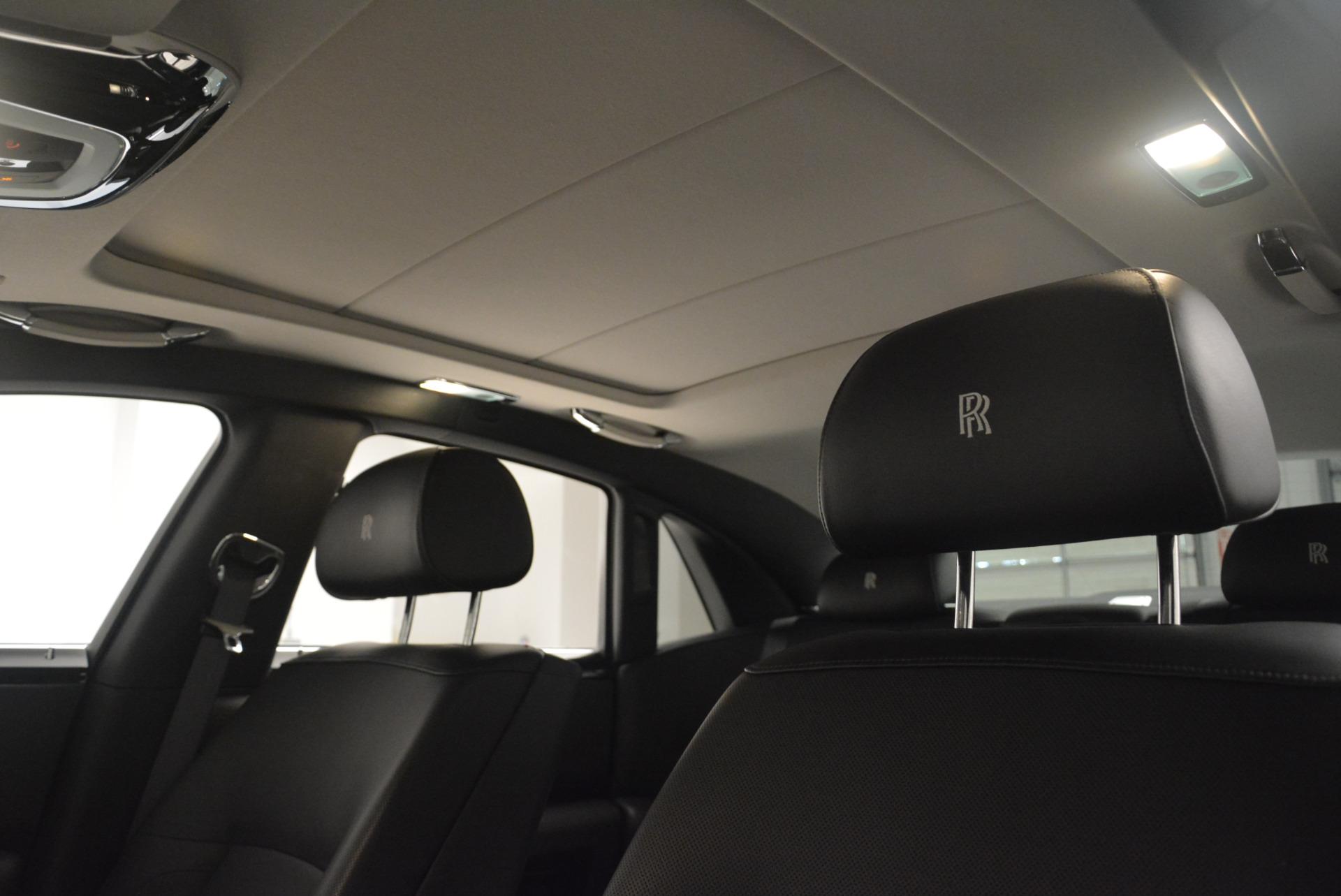 Used 2012 Rolls-Royce Ghost  For Sale In Westport, CT 2447_p12