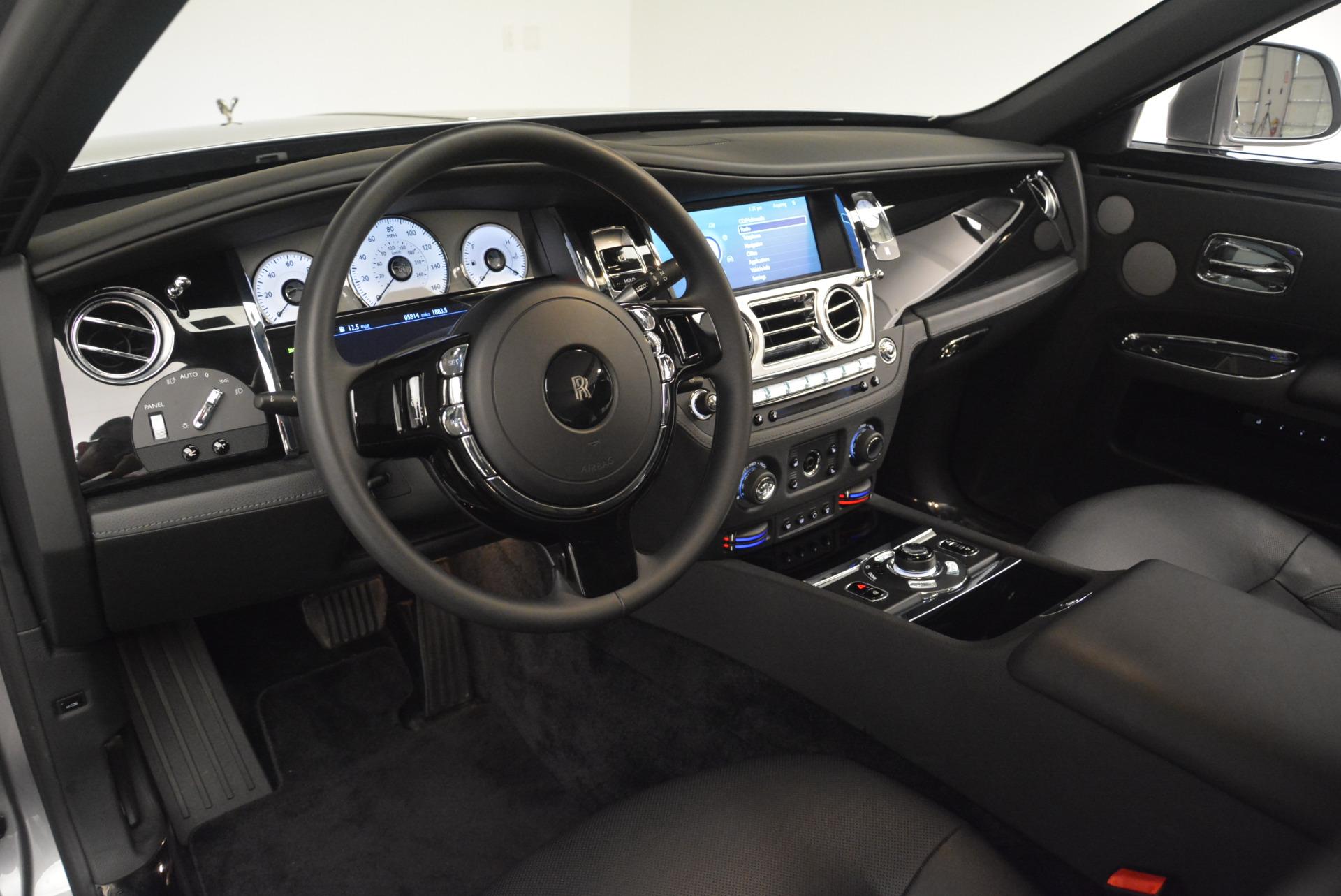 Used 2012 Rolls-Royce Ghost  For Sale In Westport, CT 2447_p14