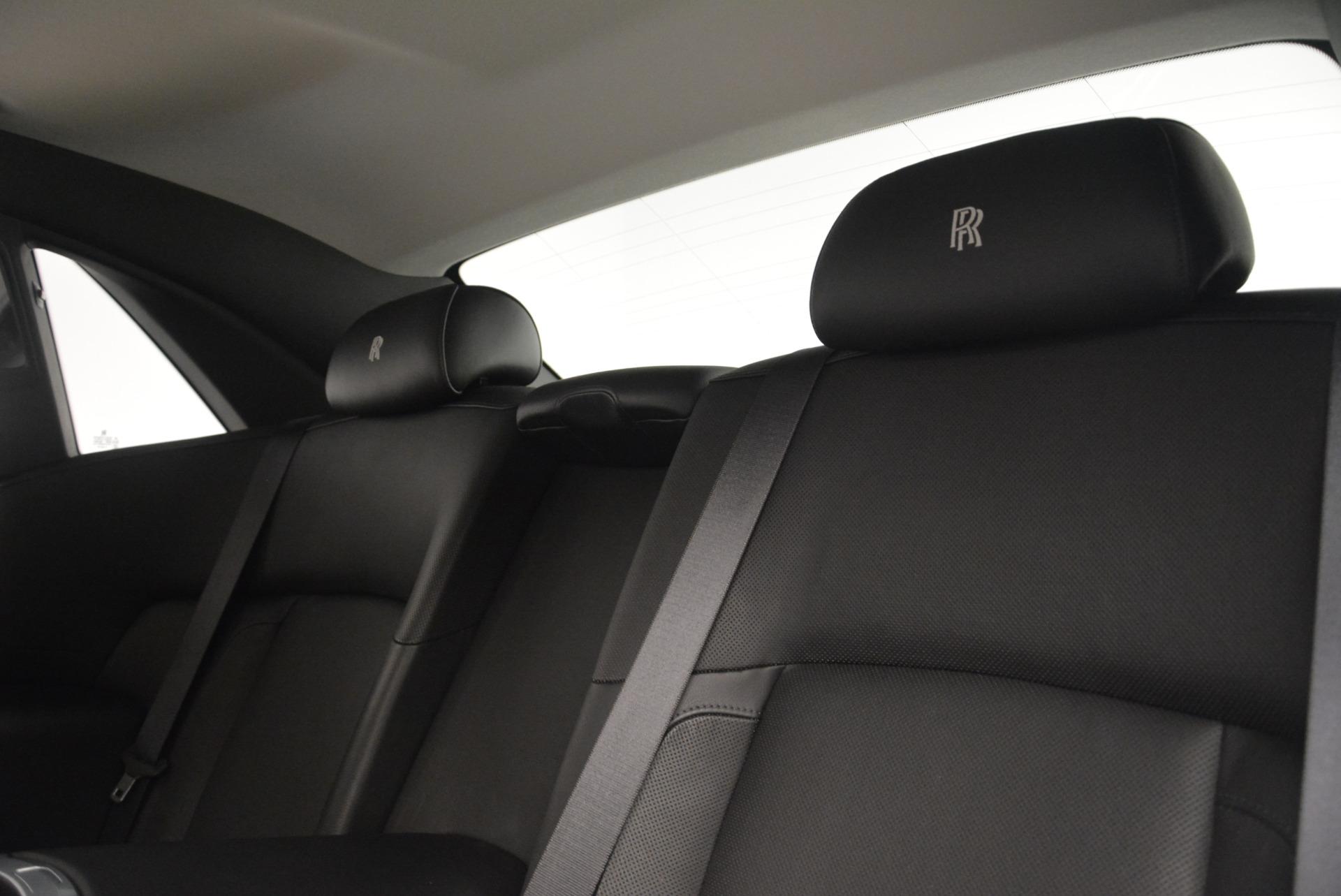 Used 2012 Rolls-Royce Ghost  For Sale In Westport, CT 2447_p18