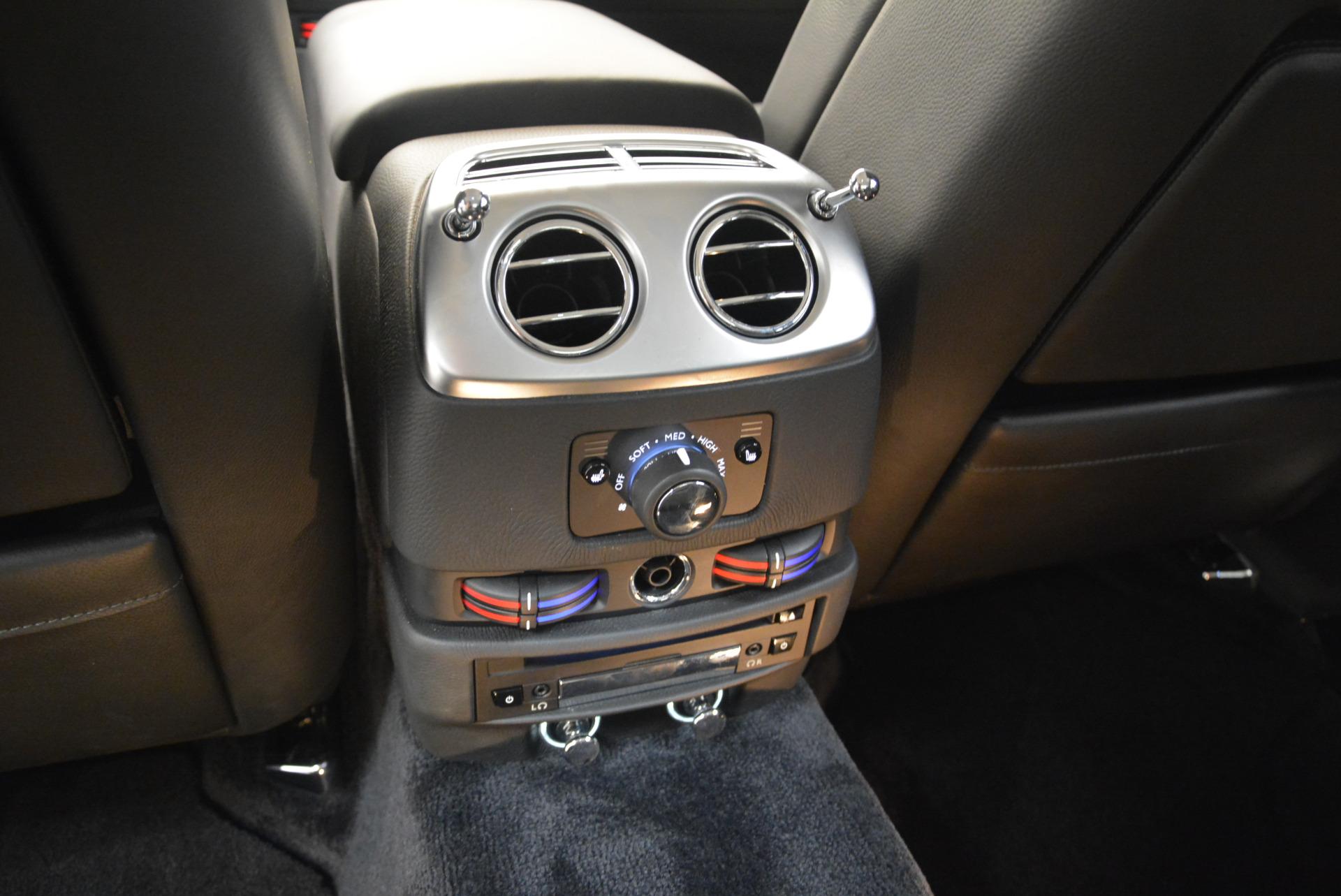 Used 2012 Rolls-Royce Ghost  For Sale In Westport, CT 2447_p21