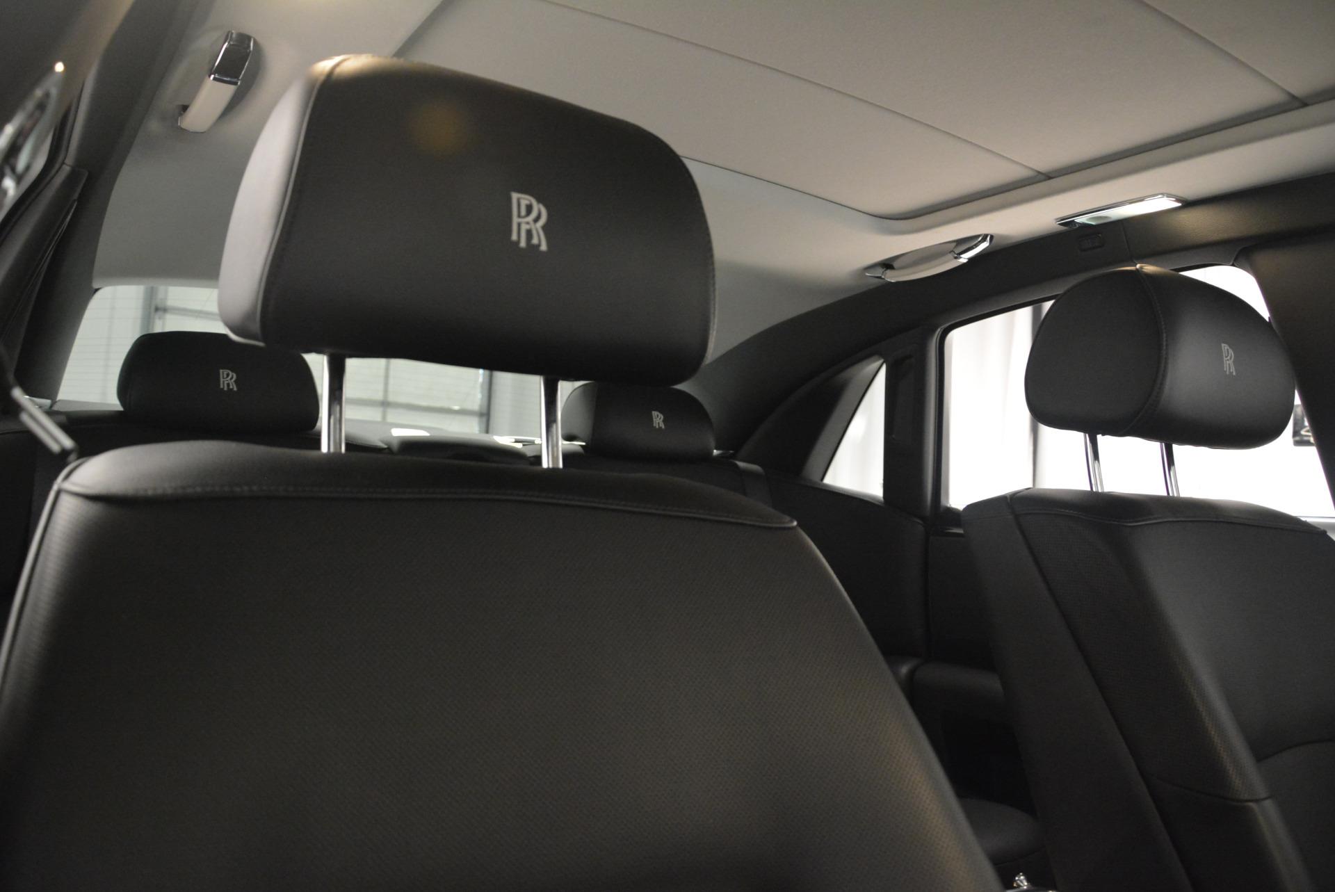 Used 2012 Rolls-Royce Ghost  For Sale In Westport, CT 2447_p23