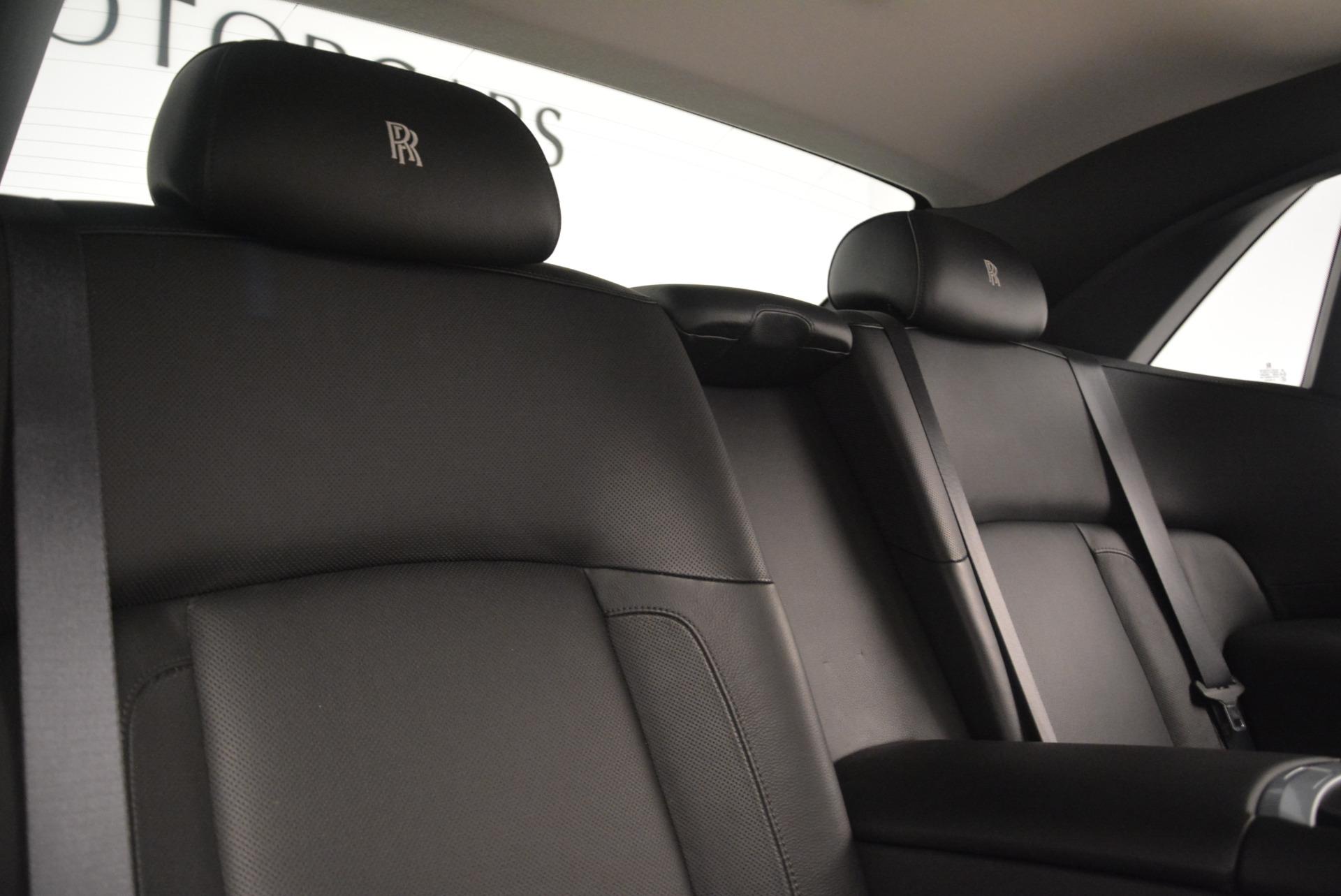 Used 2012 Rolls-Royce Ghost  For Sale In Westport, CT 2447_p26