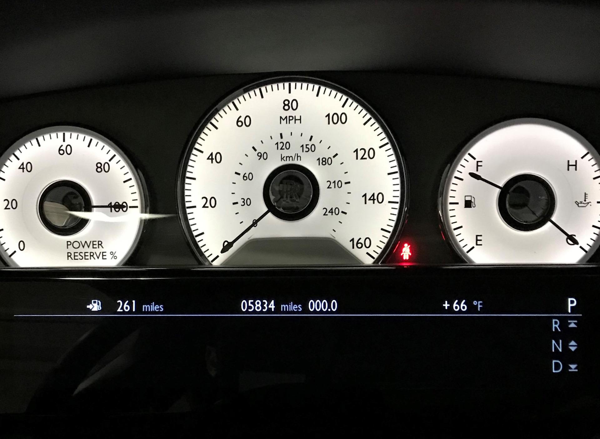 Used 2012 Rolls-Royce Ghost  For Sale In Westport, CT 2447_p28