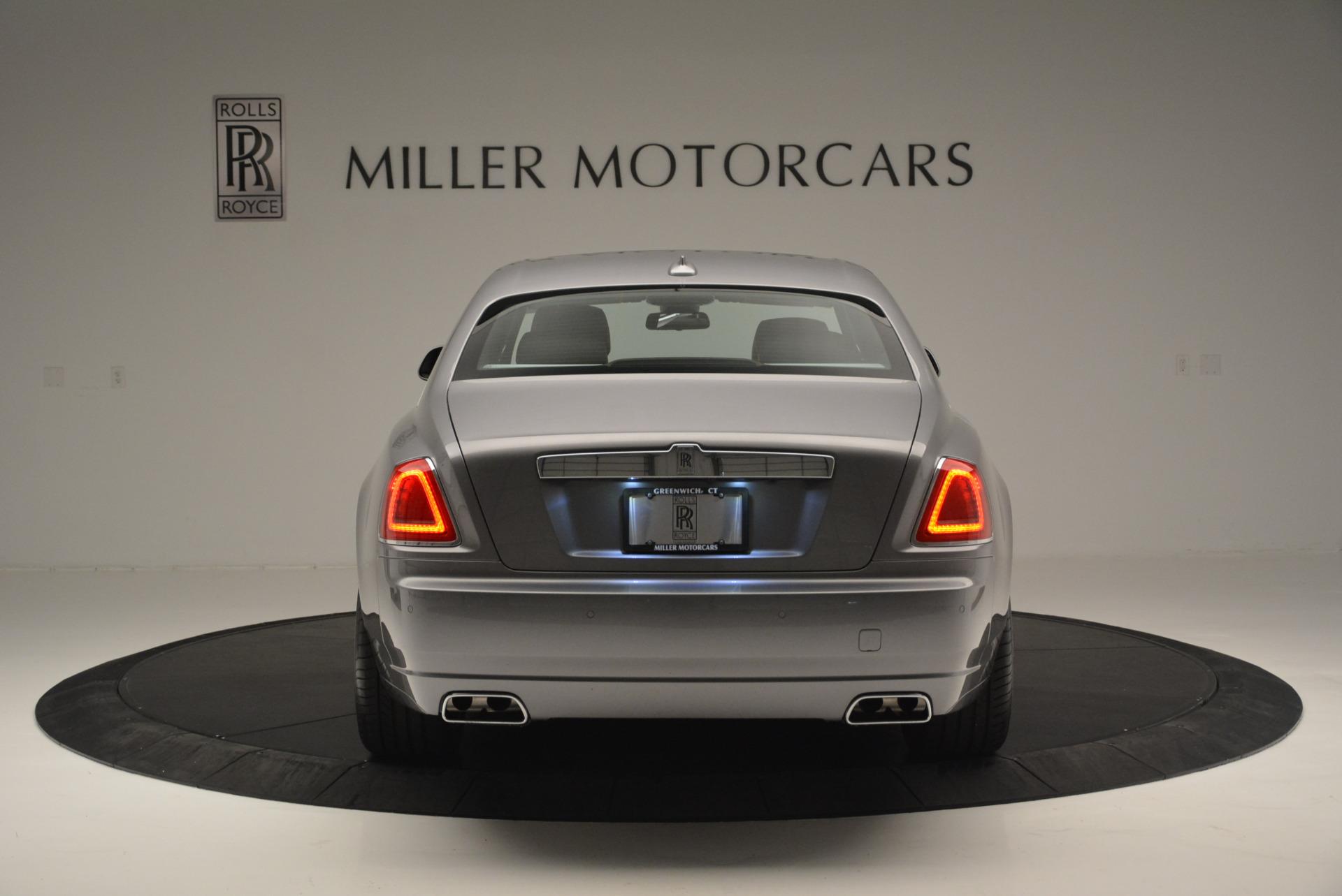 Used 2012 Rolls-Royce Ghost  For Sale In Westport, CT 2447_p6