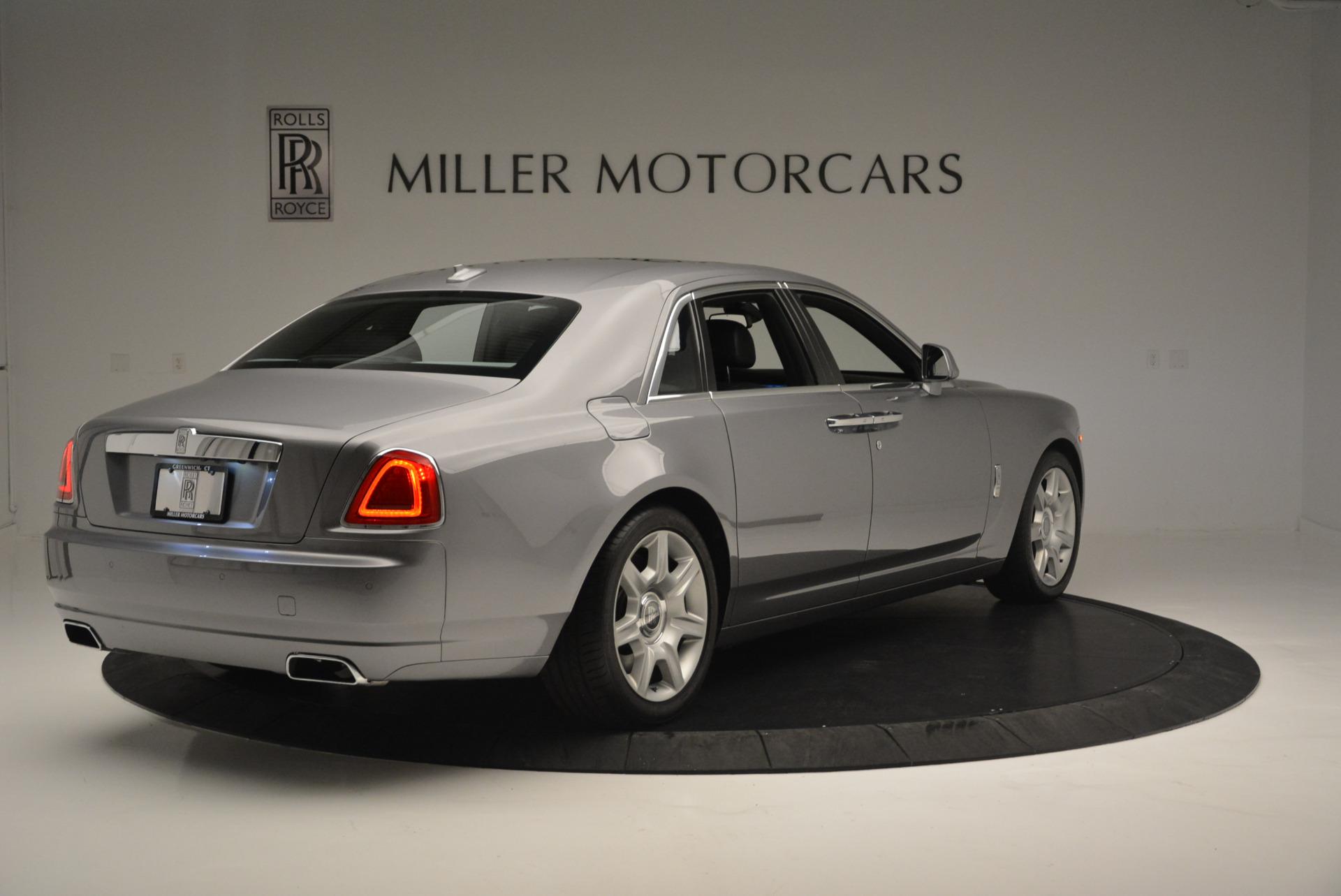 Used 2012 Rolls-Royce Ghost  For Sale In Westport, CT 2447_p7