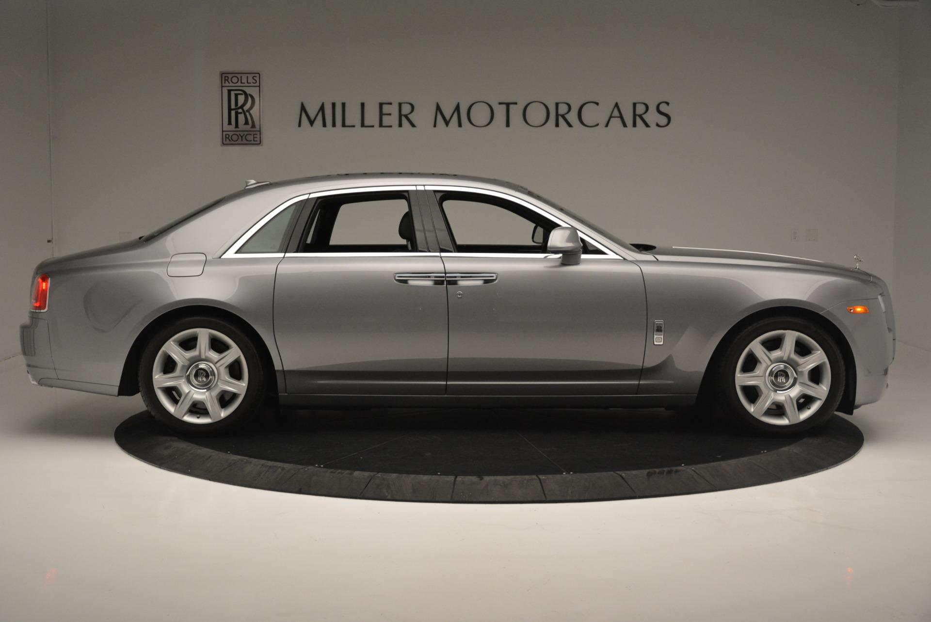 Used 2012 Rolls-Royce Ghost  For Sale In Westport, CT 2447_p8