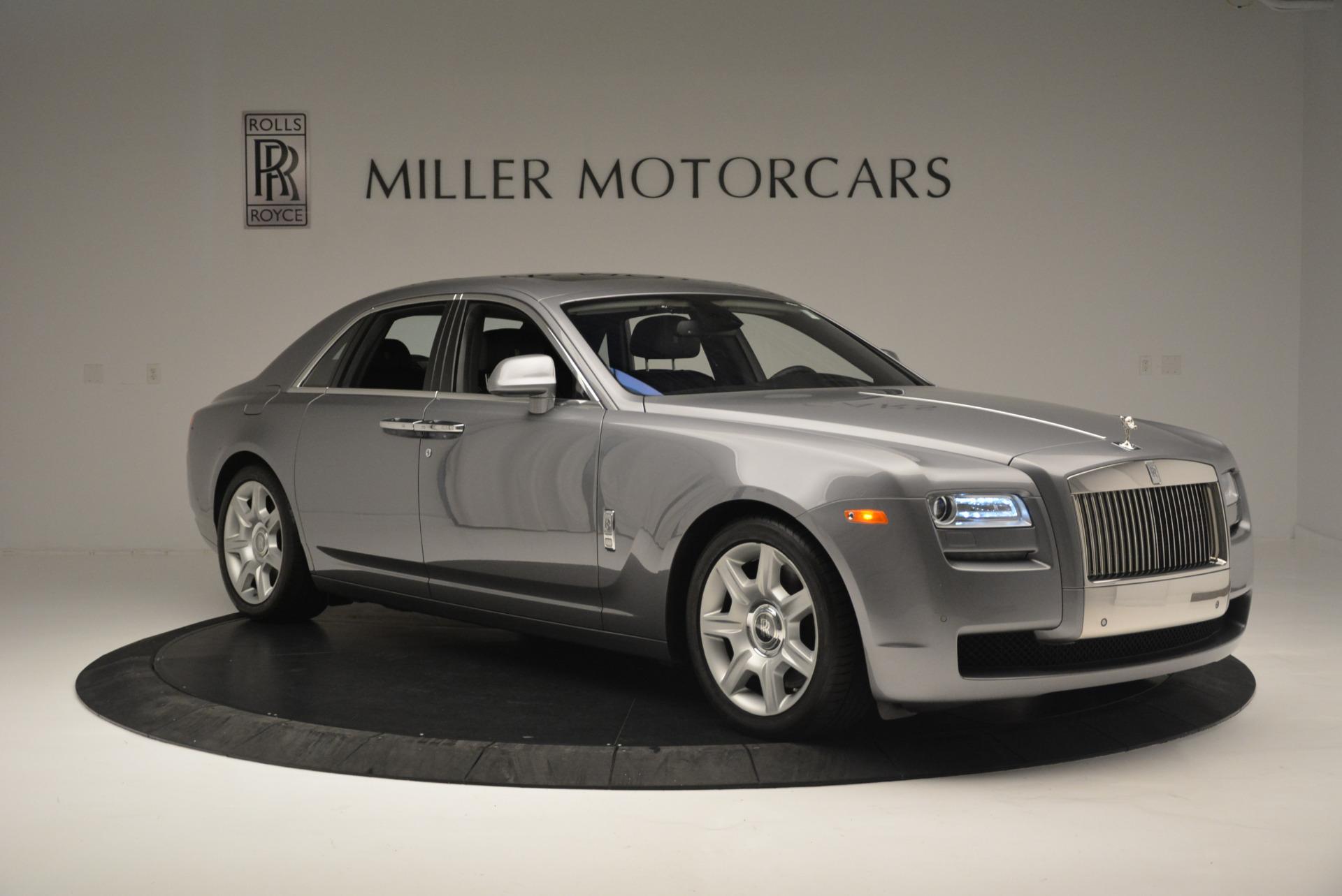 Used 2012 Rolls-Royce Ghost  For Sale In Westport, CT 2447_p9