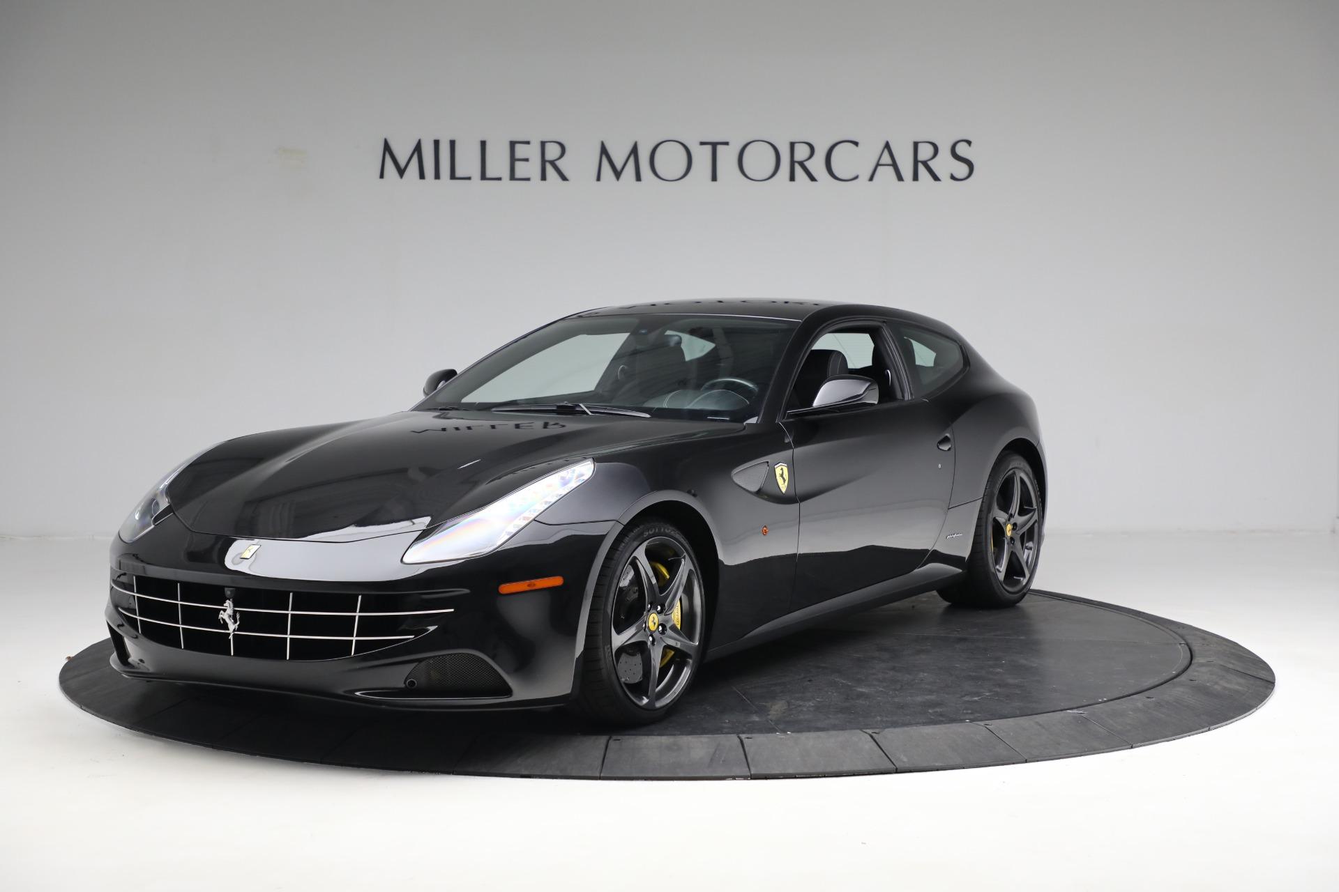 Used 2012 Ferrari FF  For Sale In Westport, CT 2448_main