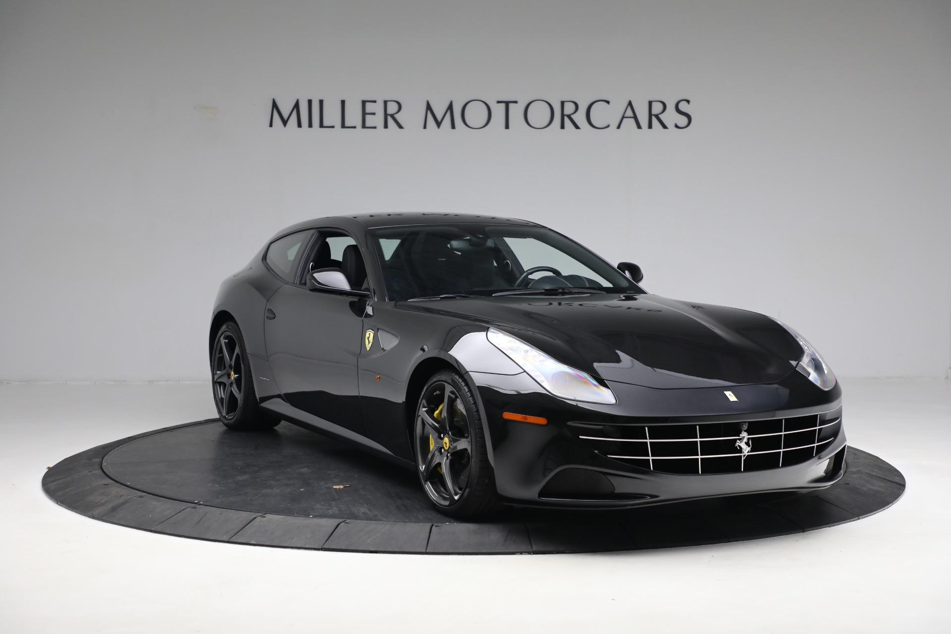 Used 2012 Ferrari FF  For Sale In Westport, CT 2448_p11