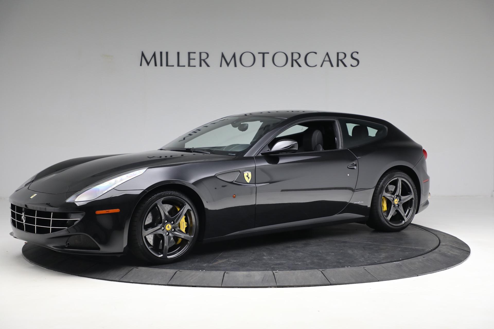 Used 2012 Ferrari FF  For Sale In Westport, CT 2448_p2