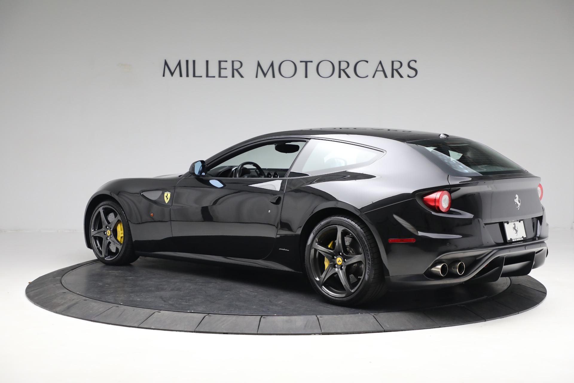 Used 2012 Ferrari FF  For Sale In Westport, CT 2448_p4