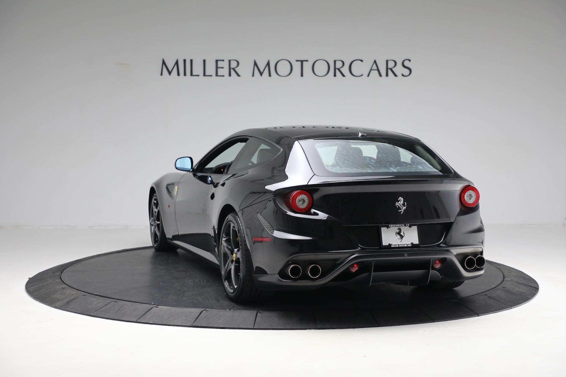 Used 2012 Ferrari FF  For Sale In Westport, CT 2448_p5