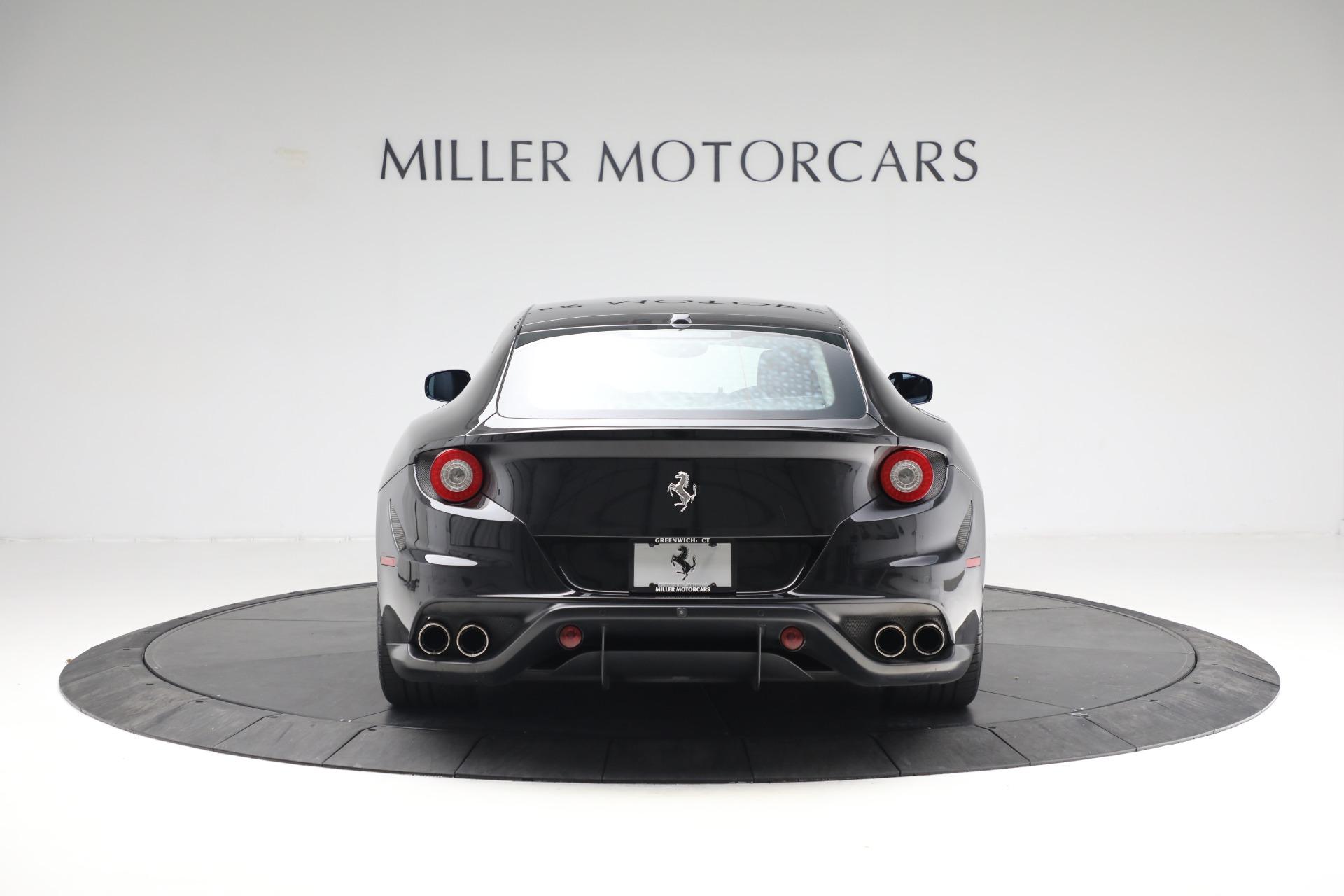 Used 2012 Ferrari FF  For Sale In Westport, CT 2448_p6