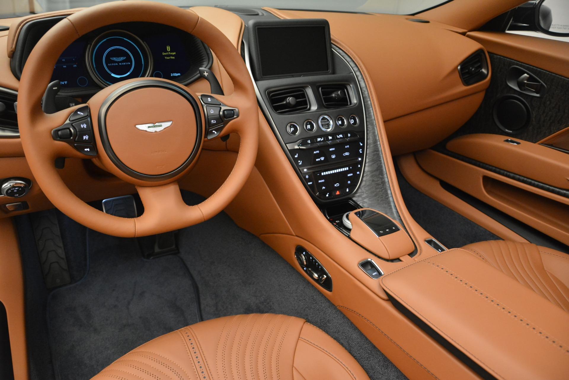 New 2019 Aston Martin DB11 Volante Volante For Sale In Westport, CT 2450_p21