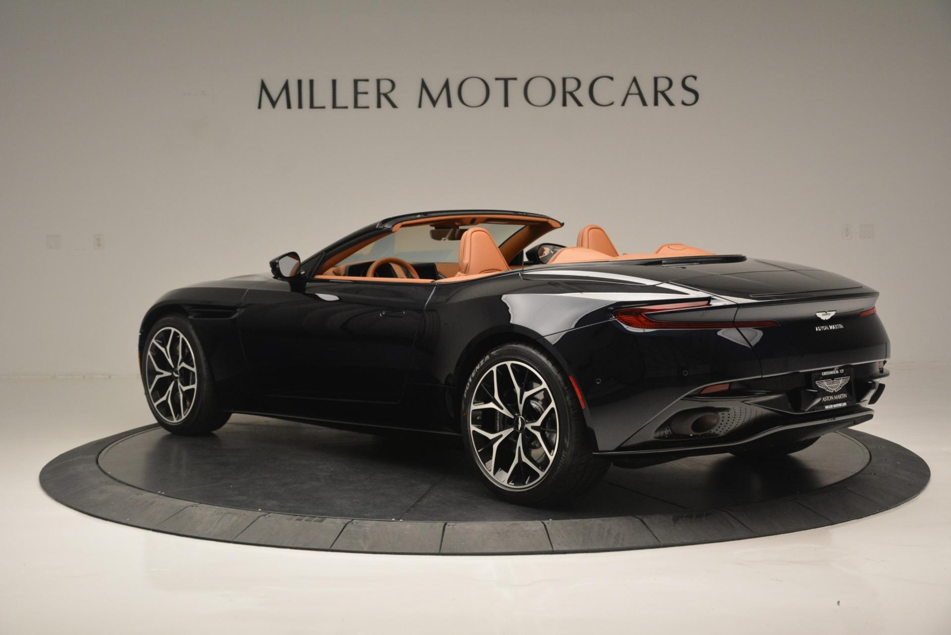 2019 Aston Martin Db11 Volante Volante Stock A1309 For Sale Near