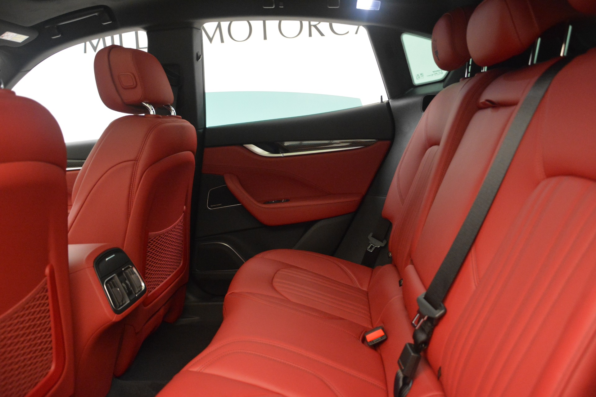 New 2018 Maserati Levante Q4 GranLusso For Sale In Westport, CT 2451_p19