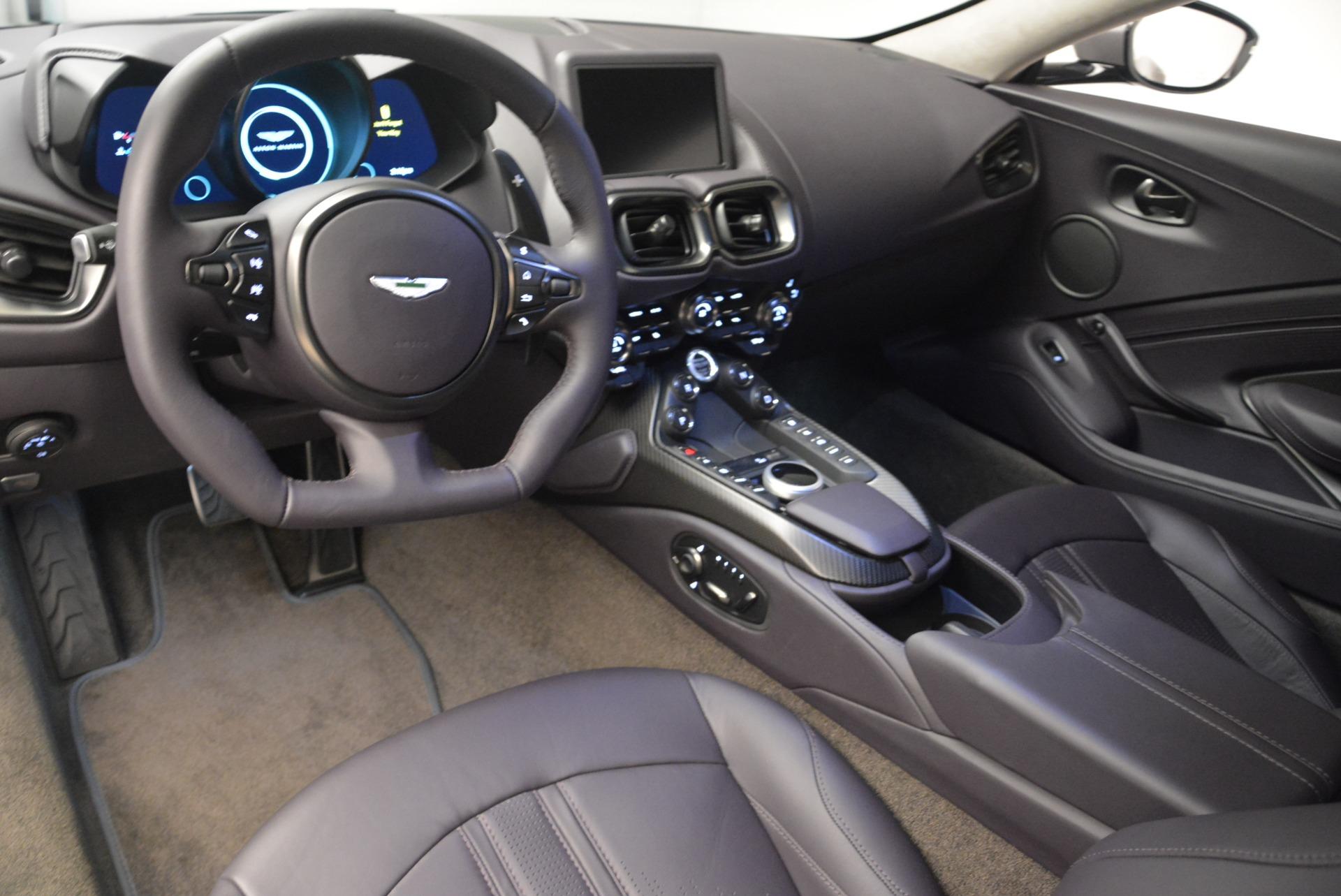 New 2019 Aston Martin Vantage  For Sale In Westport, CT 2452_p14