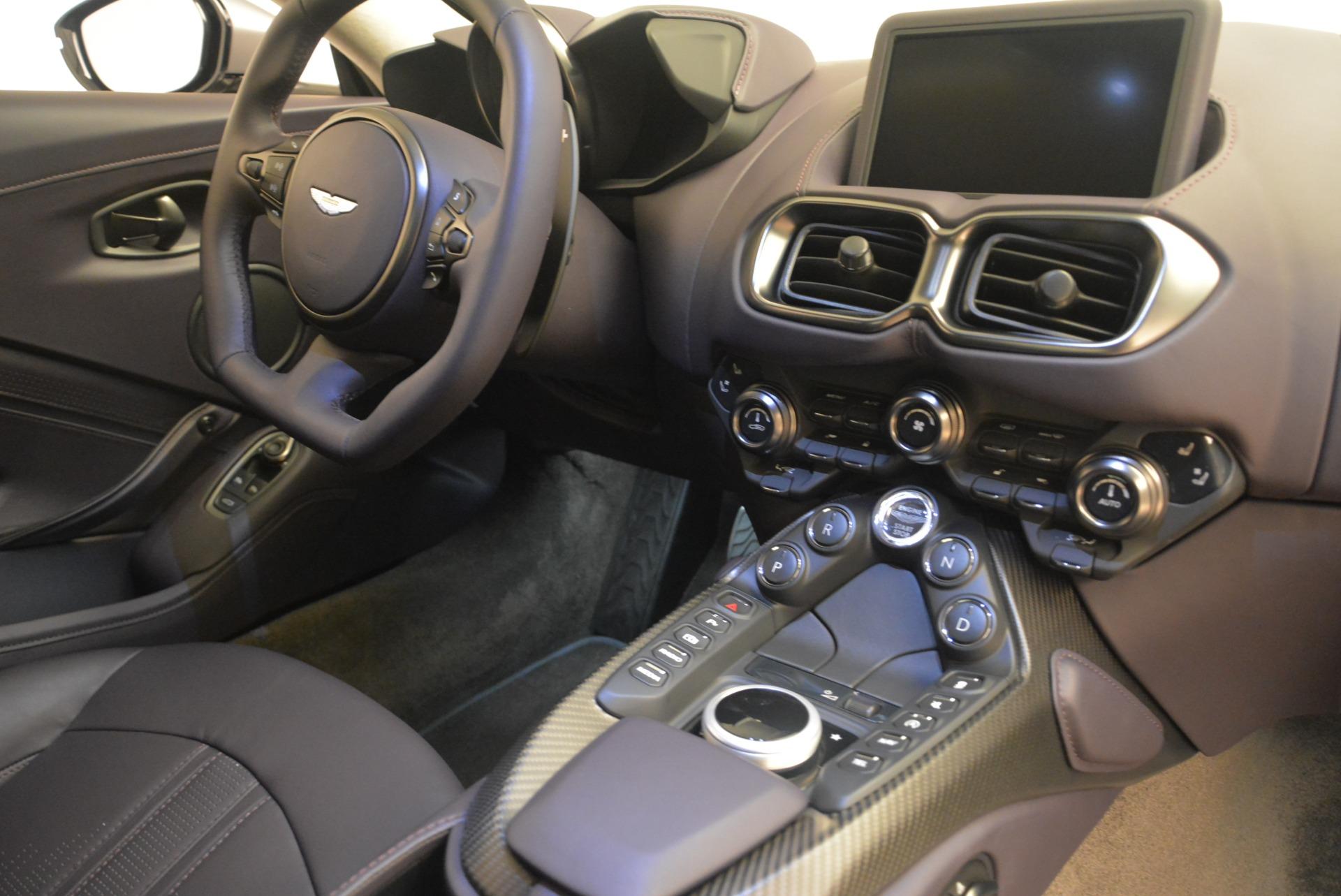 New 2019 Aston Martin Vantage  For Sale In Westport, CT 2452_p17