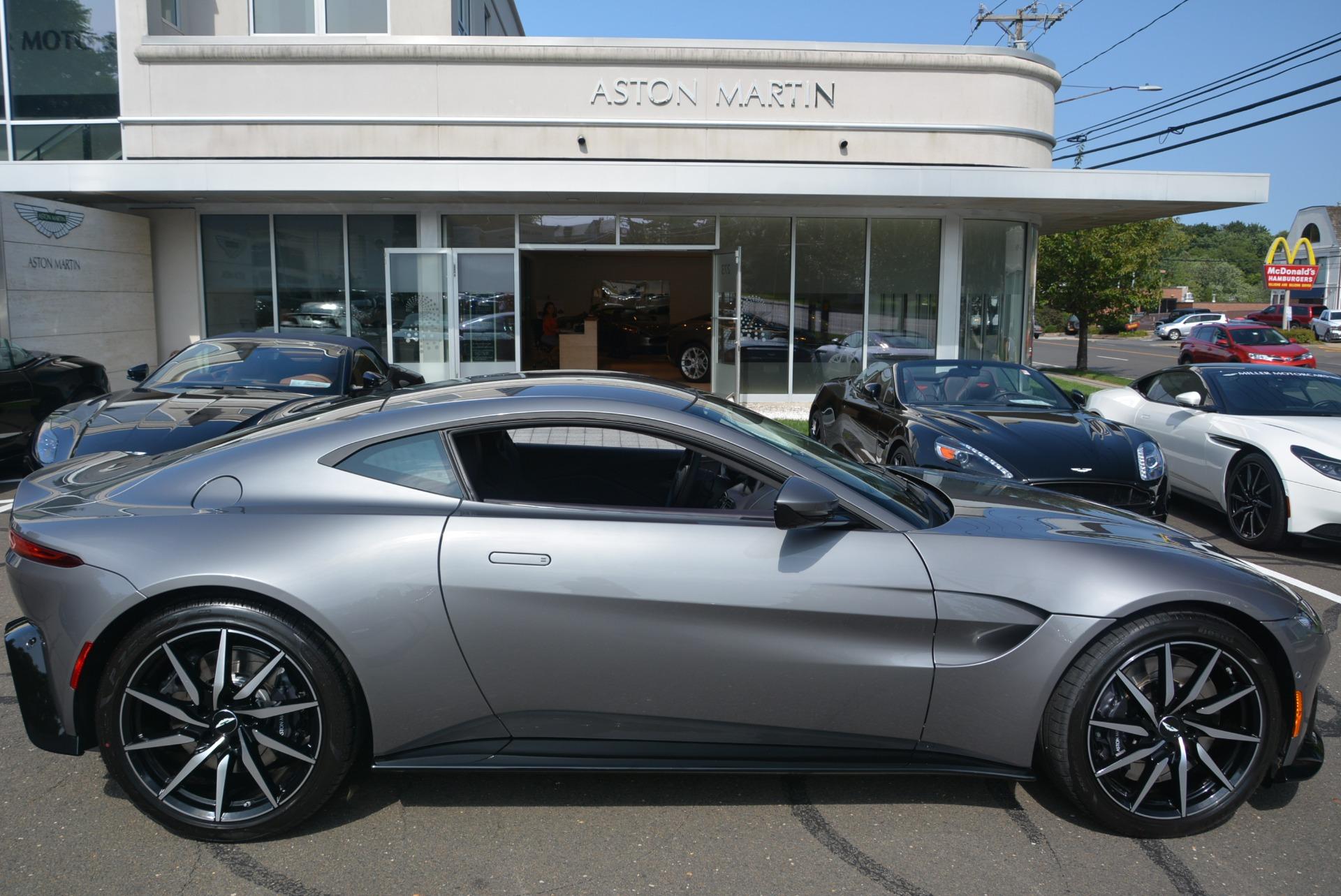 New 2019 Aston Martin Vantage  For Sale In Westport, CT 2452_p22
