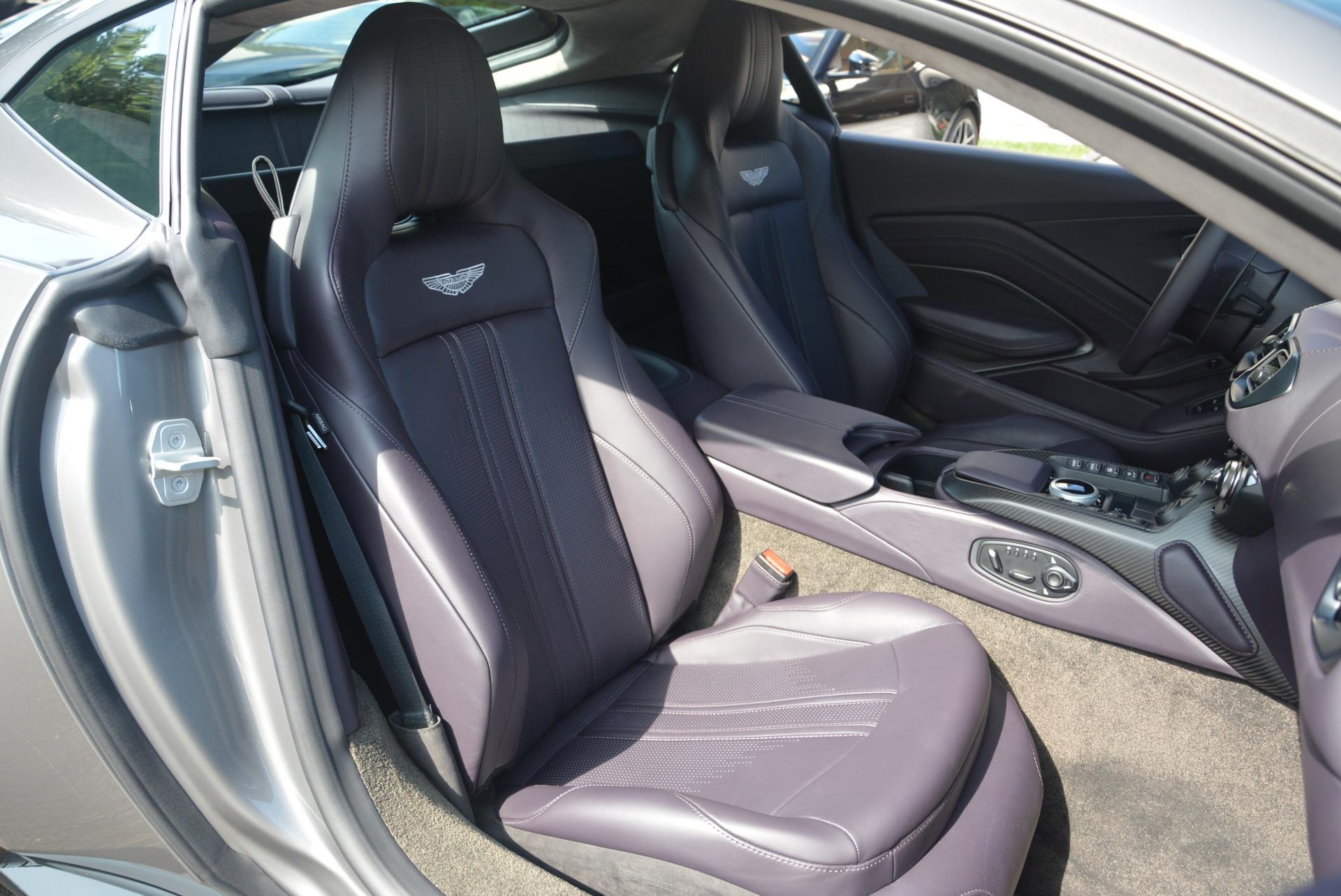 New 2019 Aston Martin Vantage  For Sale In Westport, CT 2452_p23