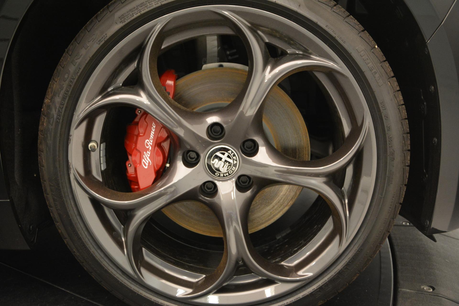 New 2018 Alfa Romeo Giulia Q4 For Sale In Westport, CT 2453_p25